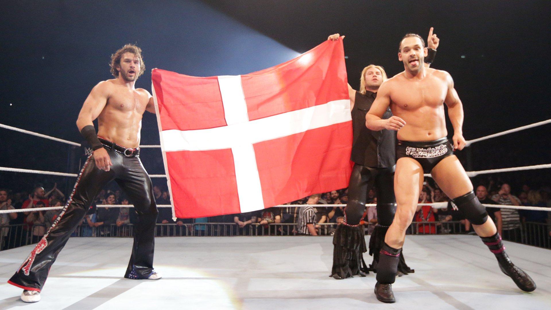 WWE Live comes to Copenhagen, Denmark: photos