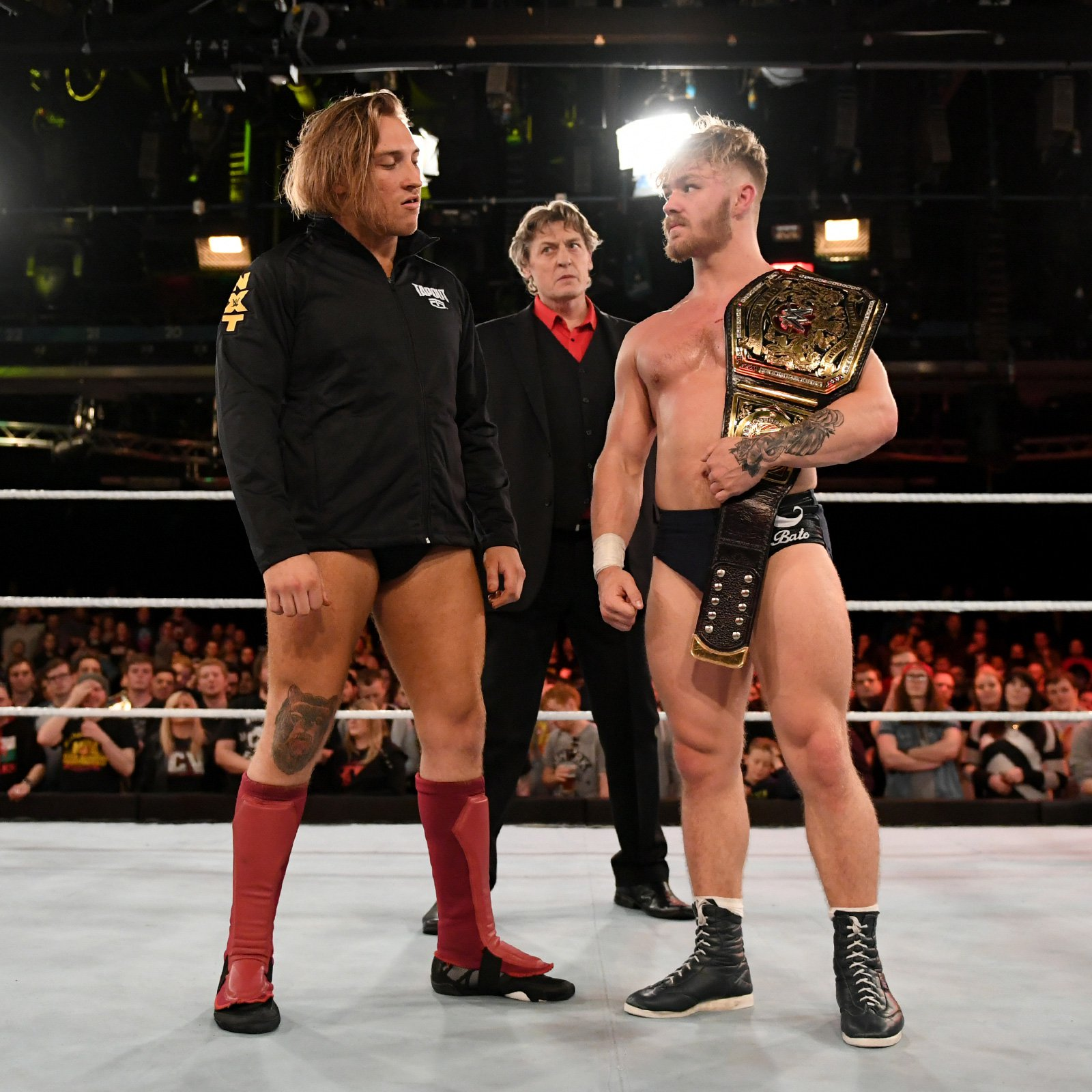 With NXT General Manager William Regal keeping a close eye on the rebellious Dunne, the foundation is now set for TakeOver: Chicago's huge WWE United Kingdom Championship Match.