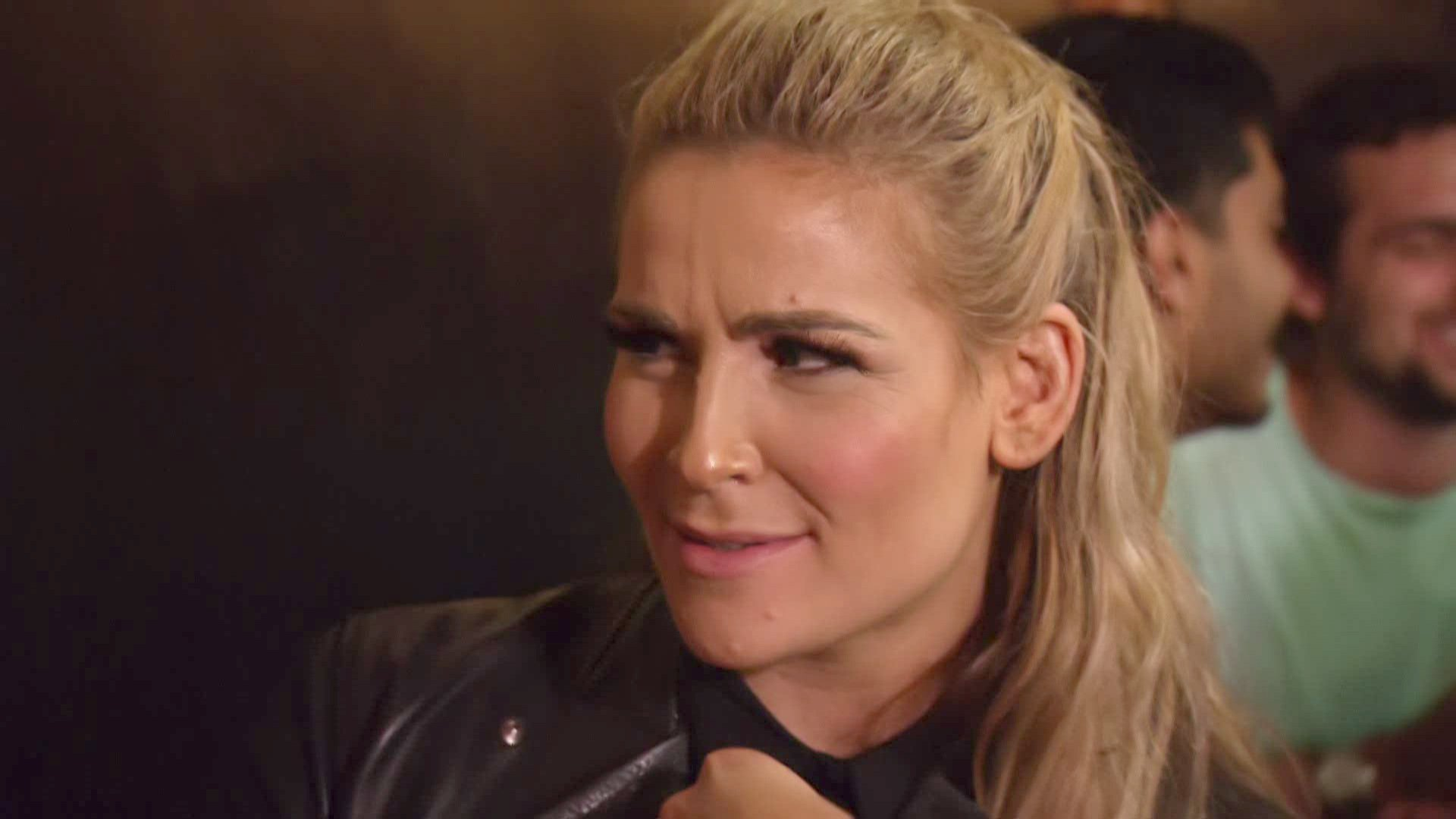 When Renee reveals she's gotten in touch with Bobby to start making merch for her dog, Blue, Natalya is most upset that her turf has been encroached upon.
