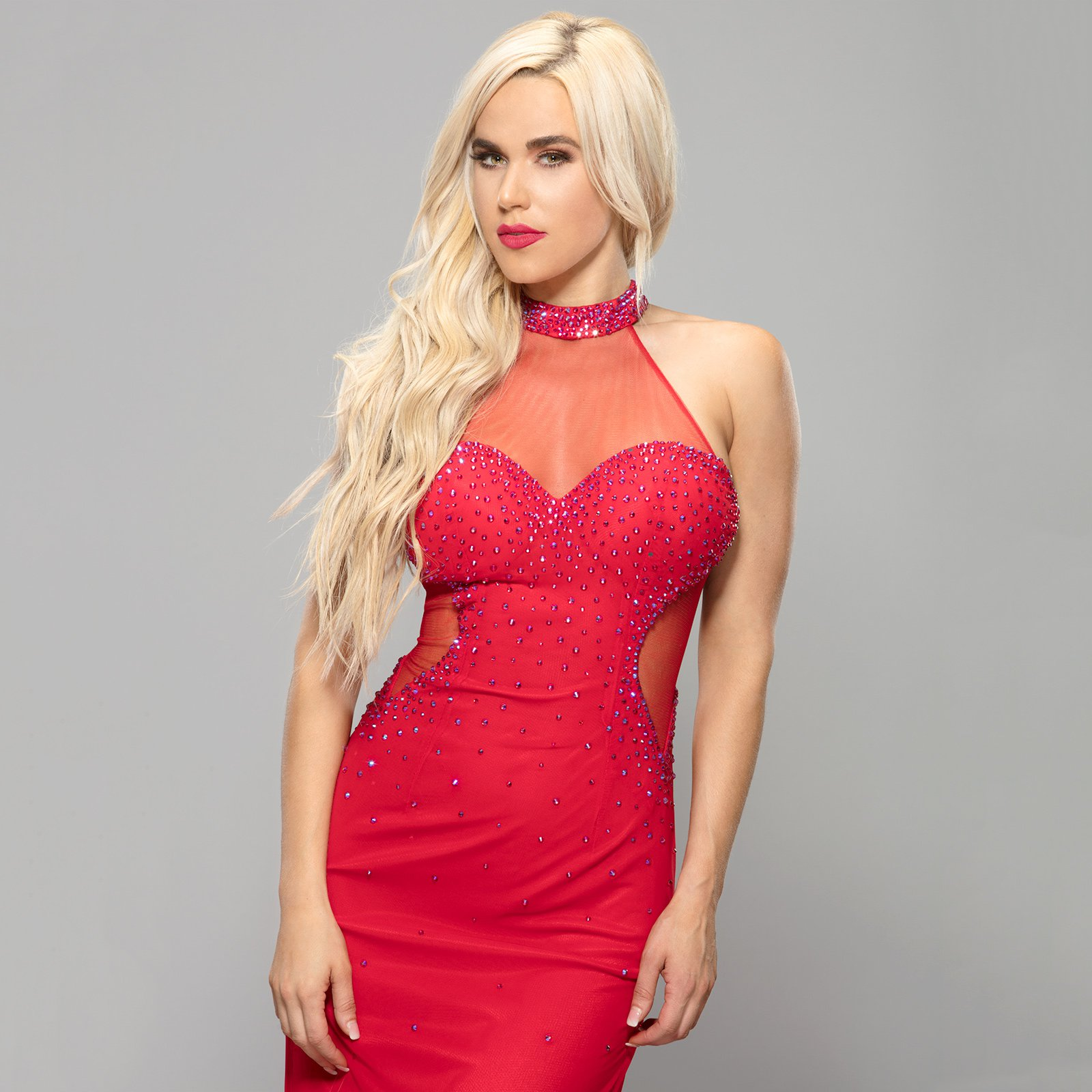 Lana WWE SmackDown Money in the Bank ladder match WWE
