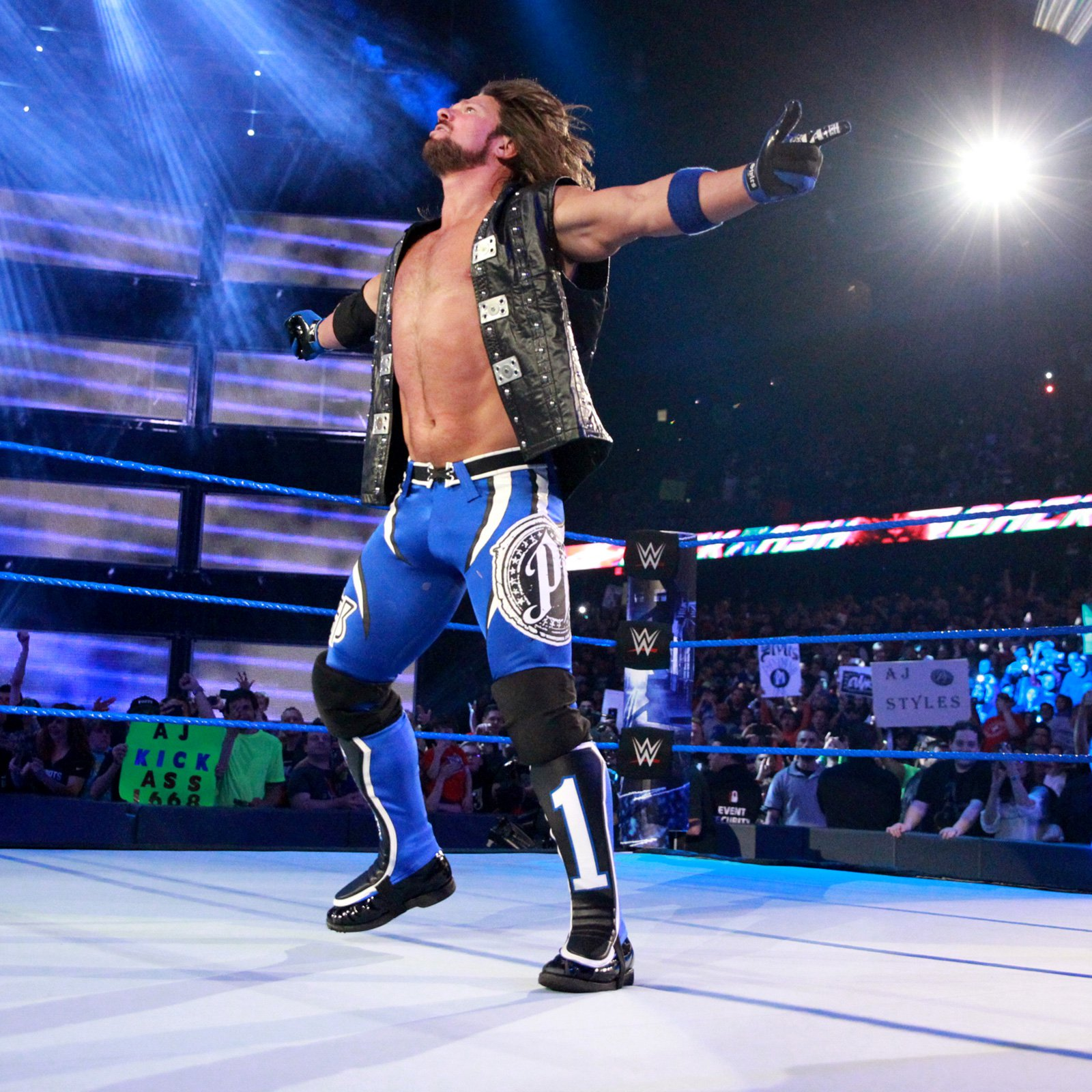 AJ Styles has his sights set on claiming the United States Championship.