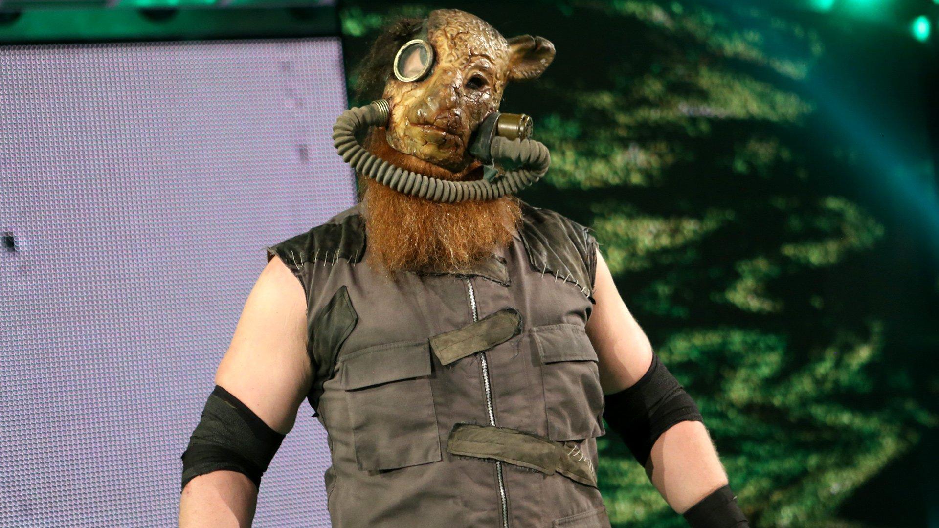 Erick Rowan has his sights on destroying his former fellow Wyatt Family member Luke Harper.