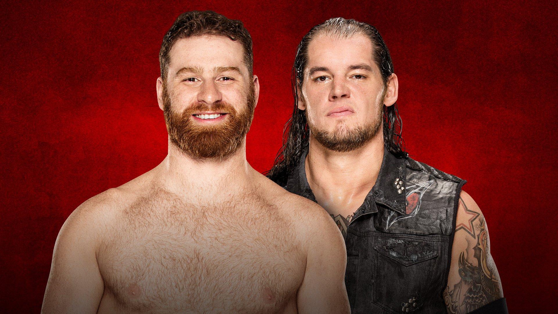 WWE Backlash 2017: Sami Zayn vs. Baron Corbin