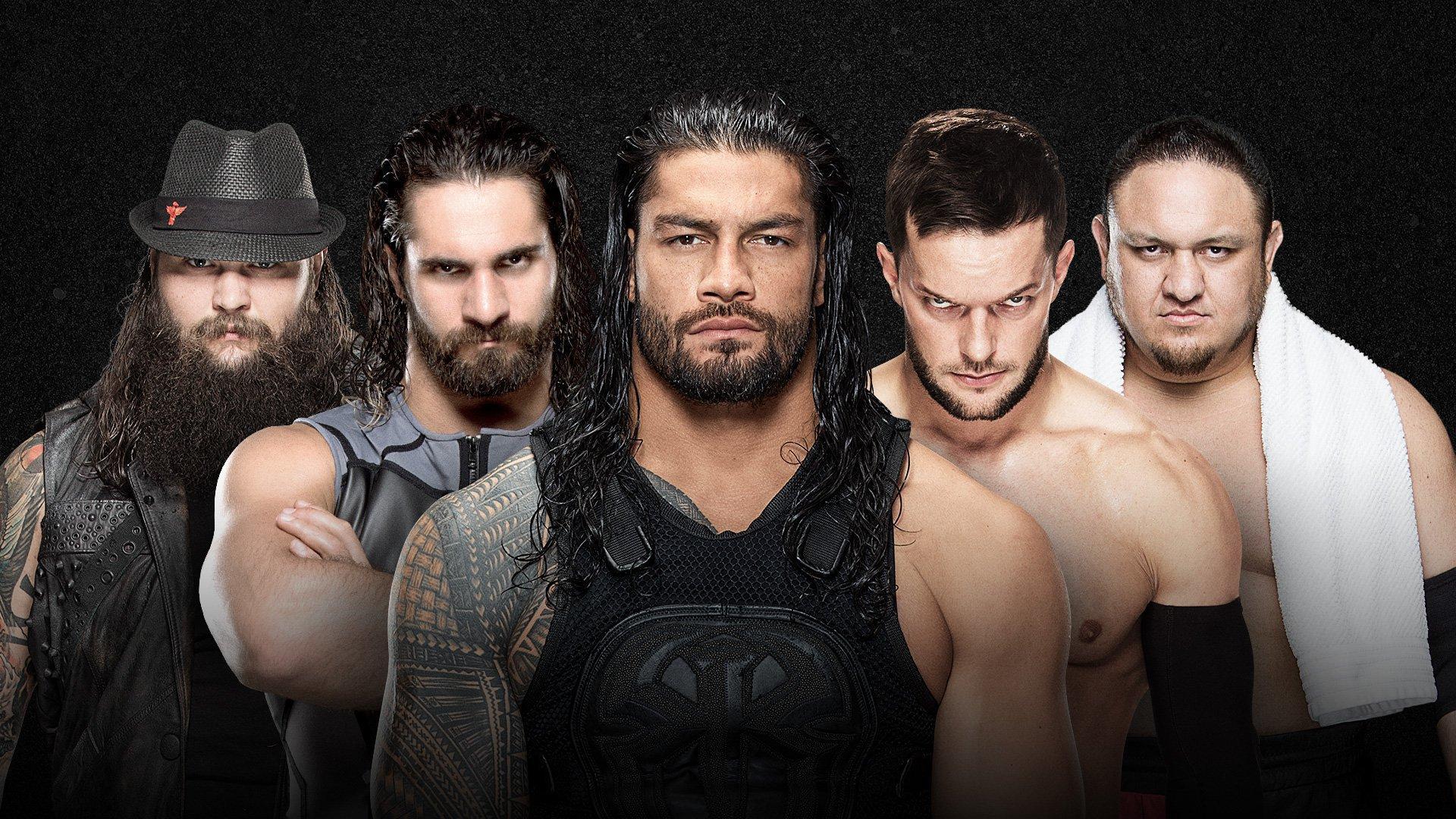 WWE Extreme Rules 2017: Bray Wyatt vs. Seth Rollins vs. Roman Reigns vs. Finn Bálor vs. Samoa Joe