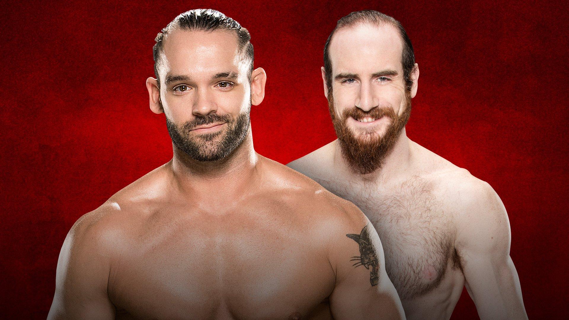 WWE Backlash 2017: Tye Dillinger vs. Aiden English
