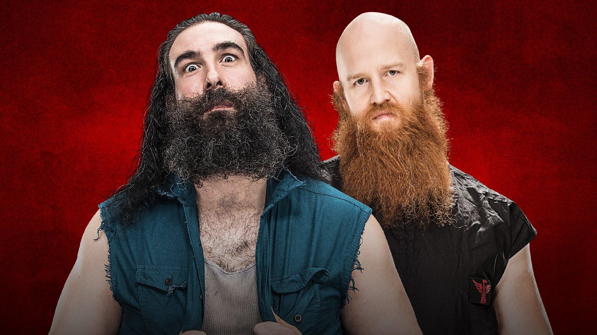 WWE Backlash 2017: Luke Harper vs. Erick Rowan