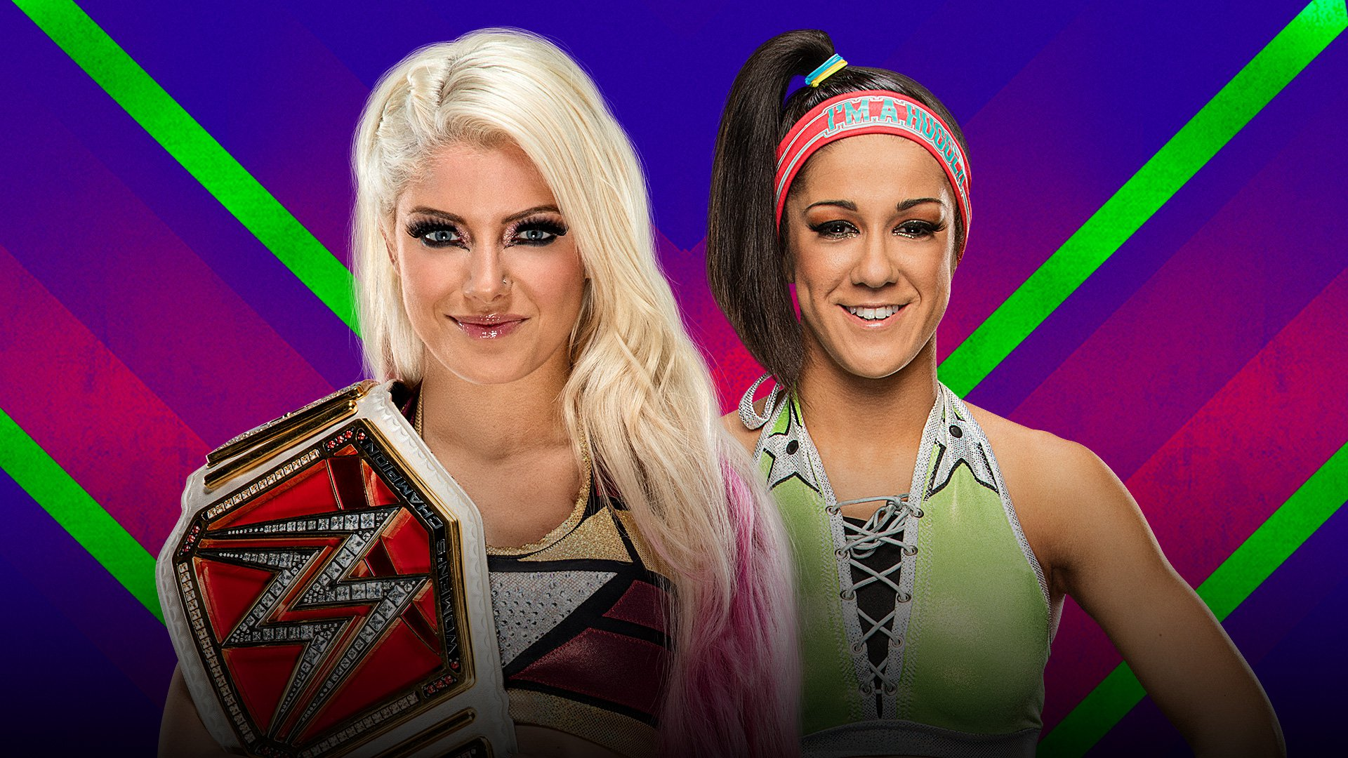 WWE Extreme Rules 2017: Alexa Bliss vs. Bayley