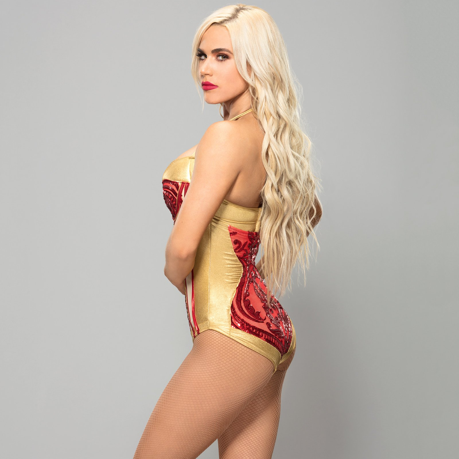 Lana WWE Sexy Revealing Lingerie Photos Collection | #The