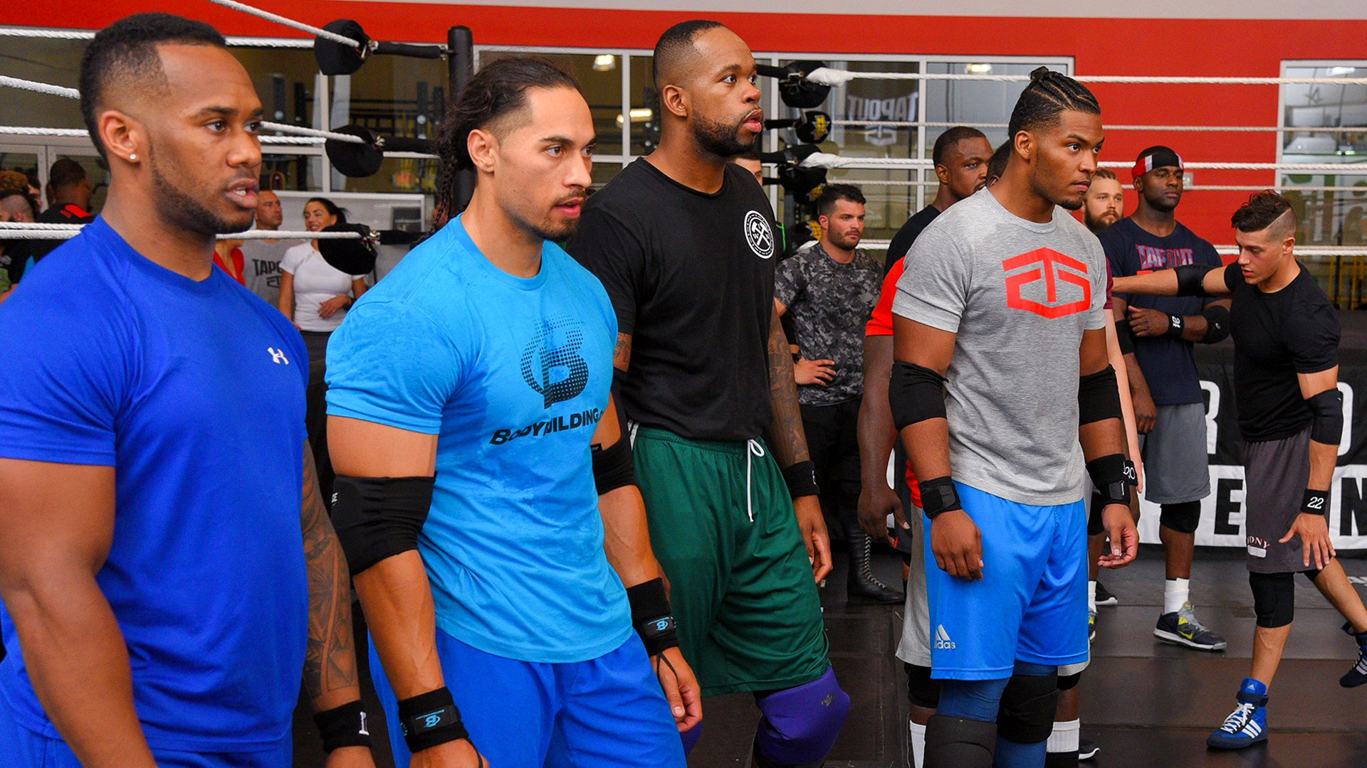 WWE Performance Center tryout, June 2017: photos