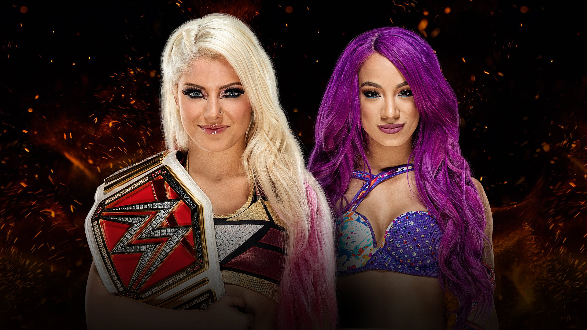 WWE Great Balls of Fire 2017: Alexa Bliss vs. Sasha Banks