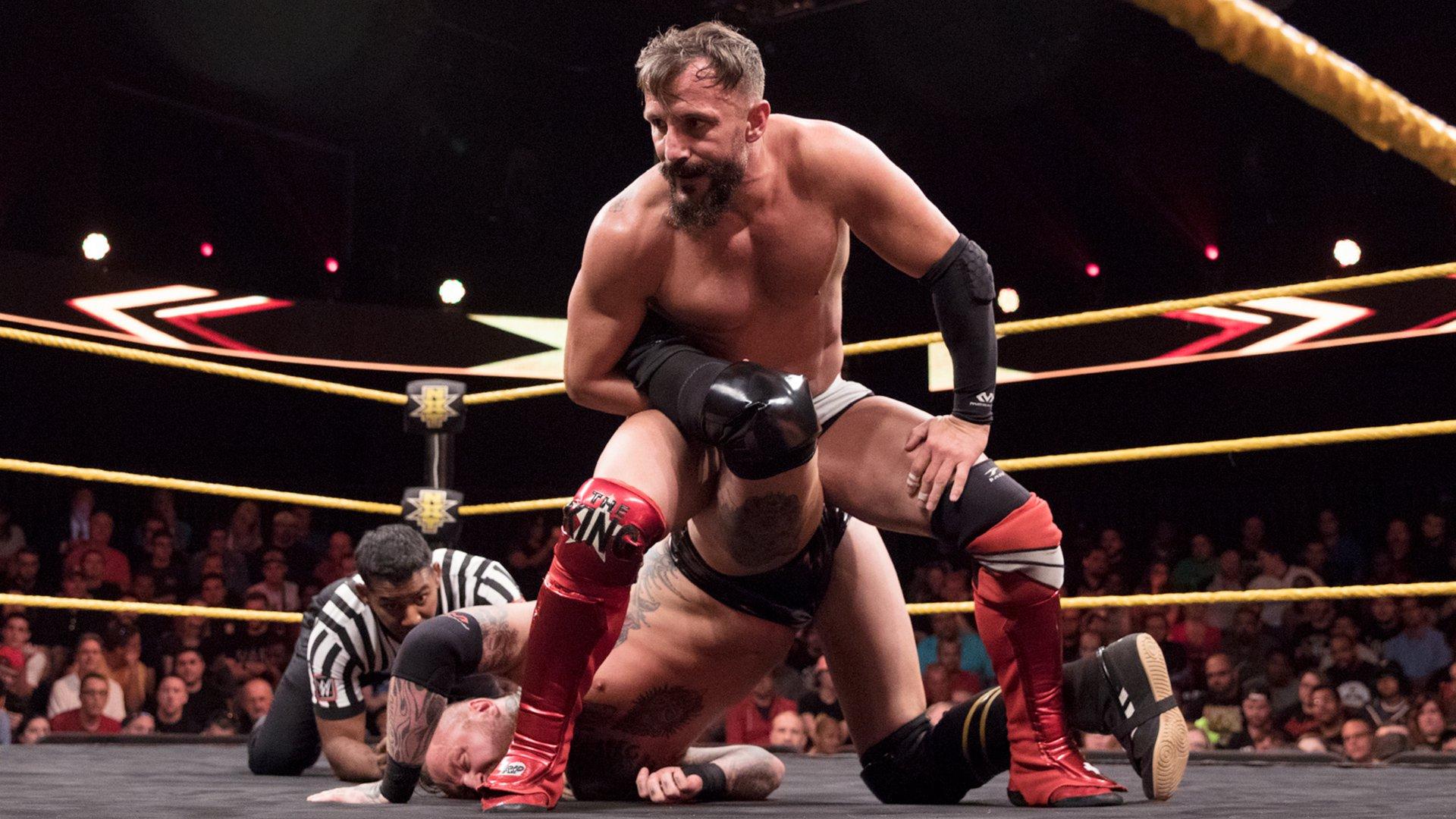 WWE NXT photos: July 12, 2017