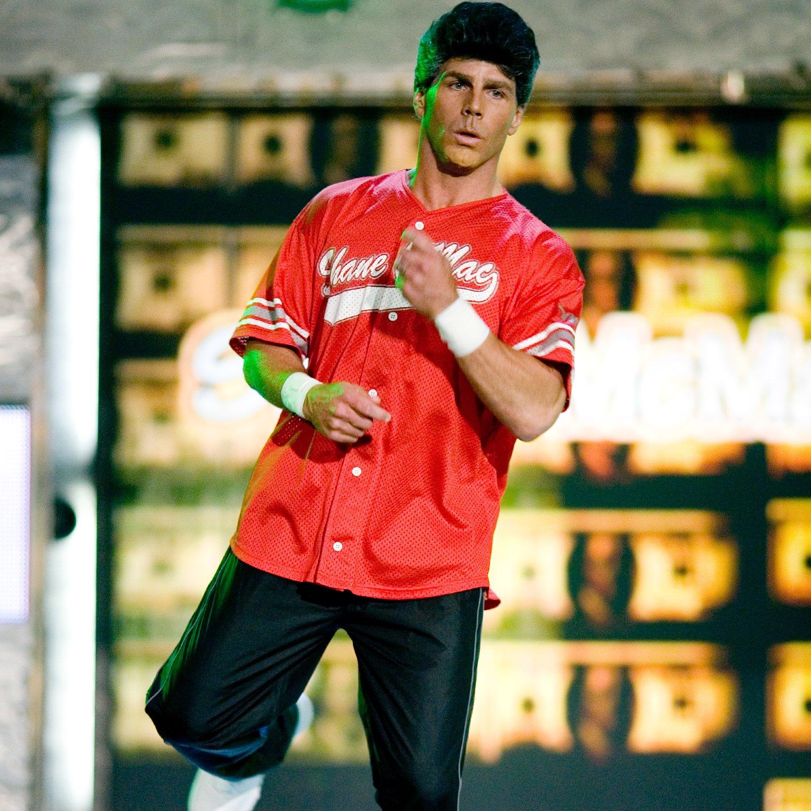 Shawn Michaels as Shane McMahon