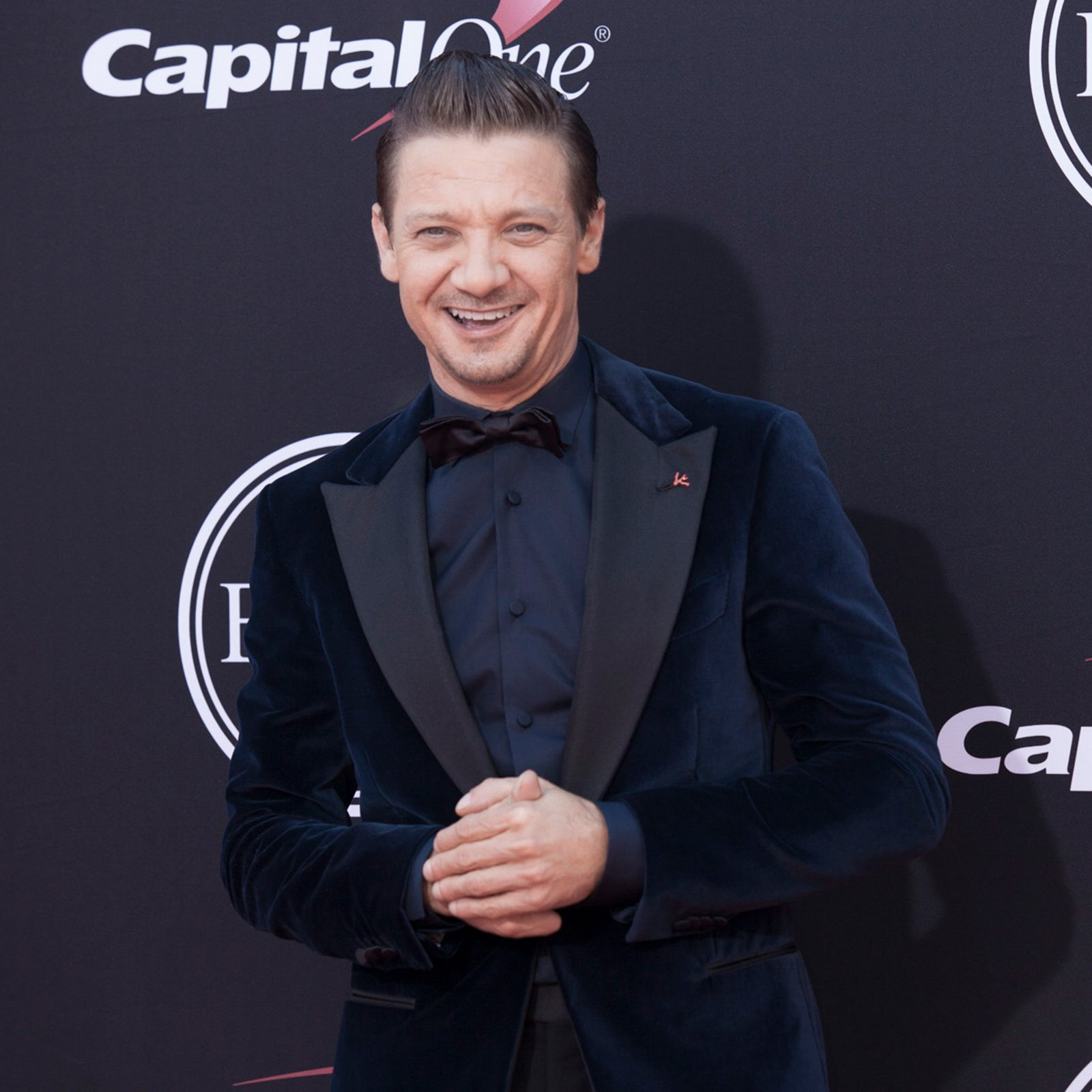 Actor Jeremy Renner.
