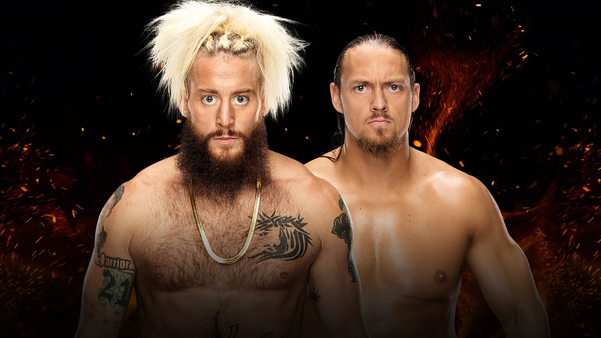 WWE Great Balls of Fire 2017: Enzo Amore vs. Colin Cassady