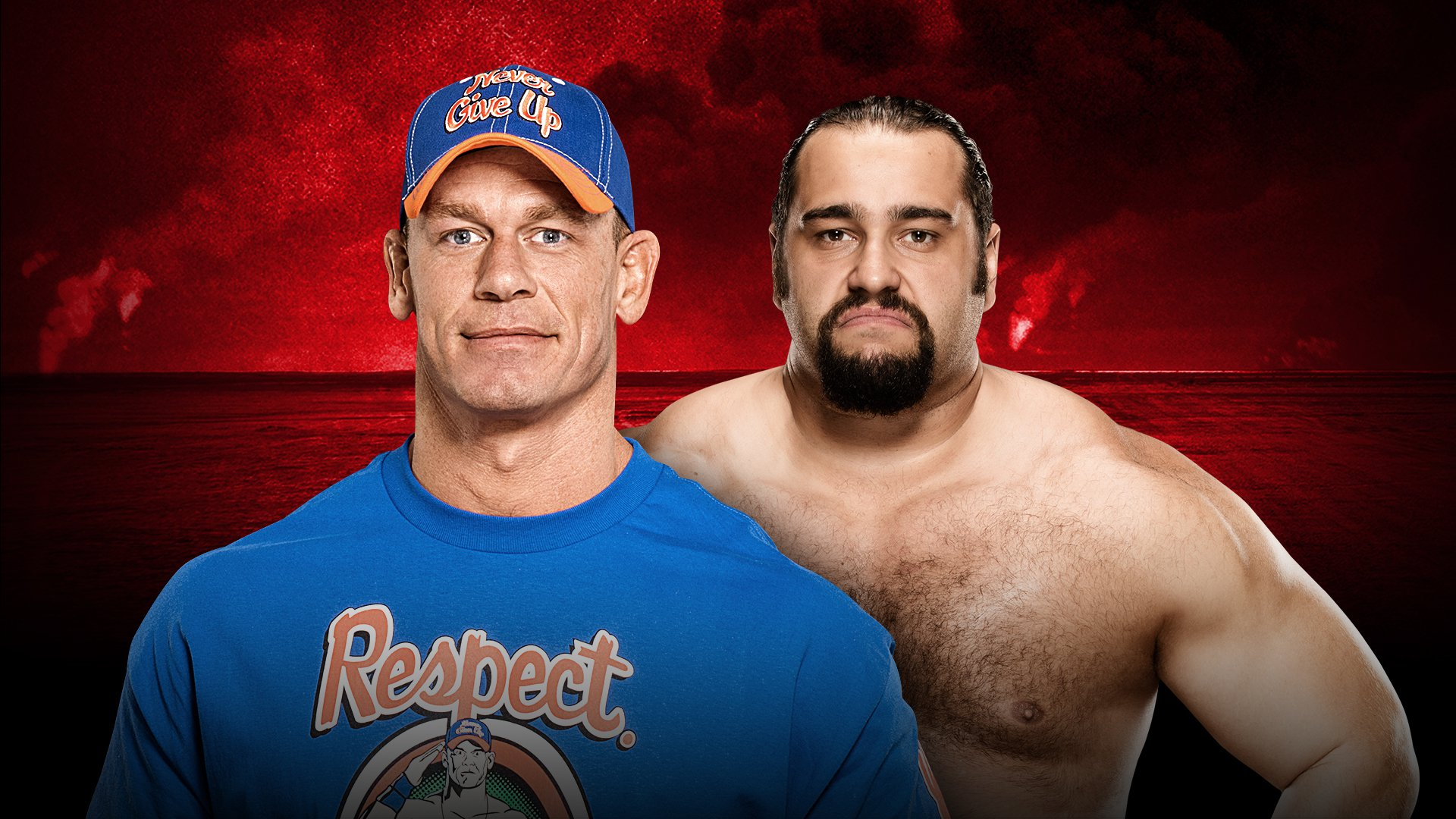 WWE Battleground 2017: John Cena vs. Rusev