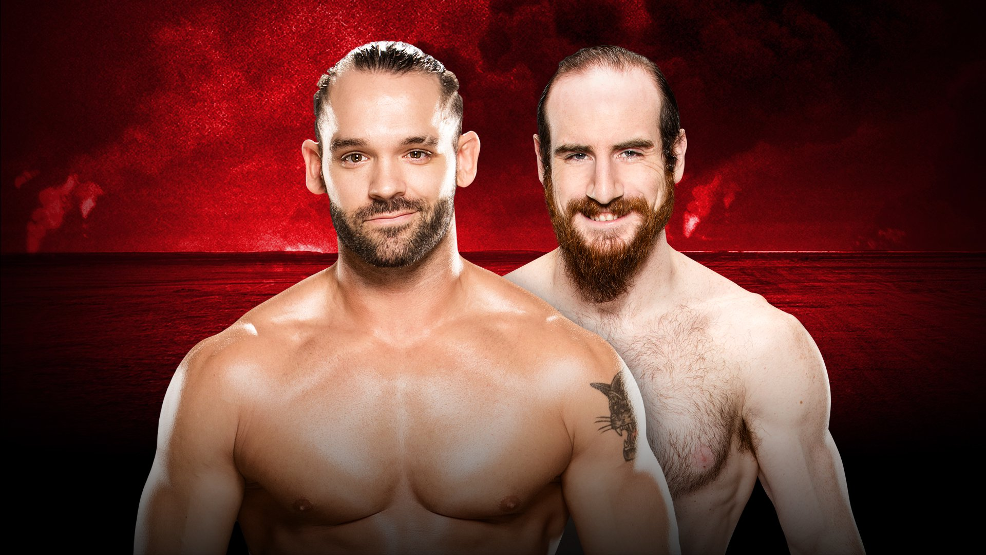WWE Battleground 2017: Tye Dillinger vs. Aiden English