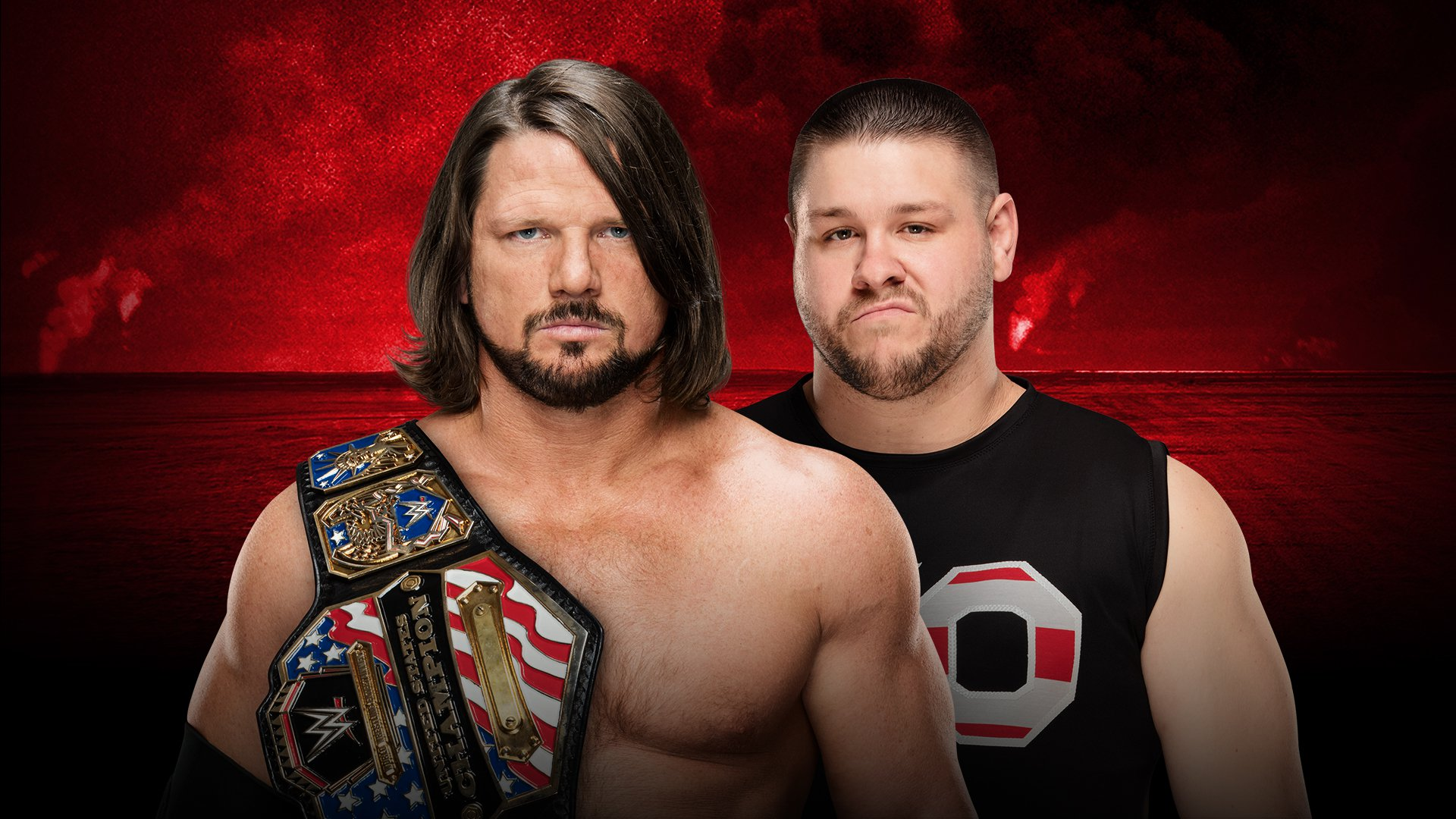 WWE Battleground 2017: AJ Styles vs. Kevin Owens