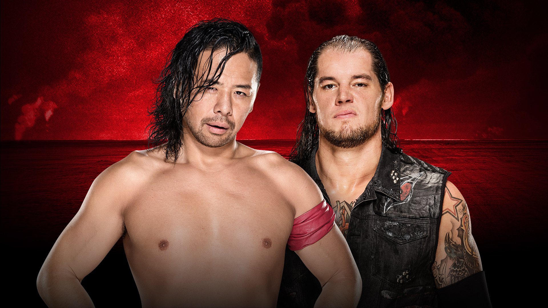 WWE Battleground 2017: Shinsuke Nakamura vs. Baron Corbin