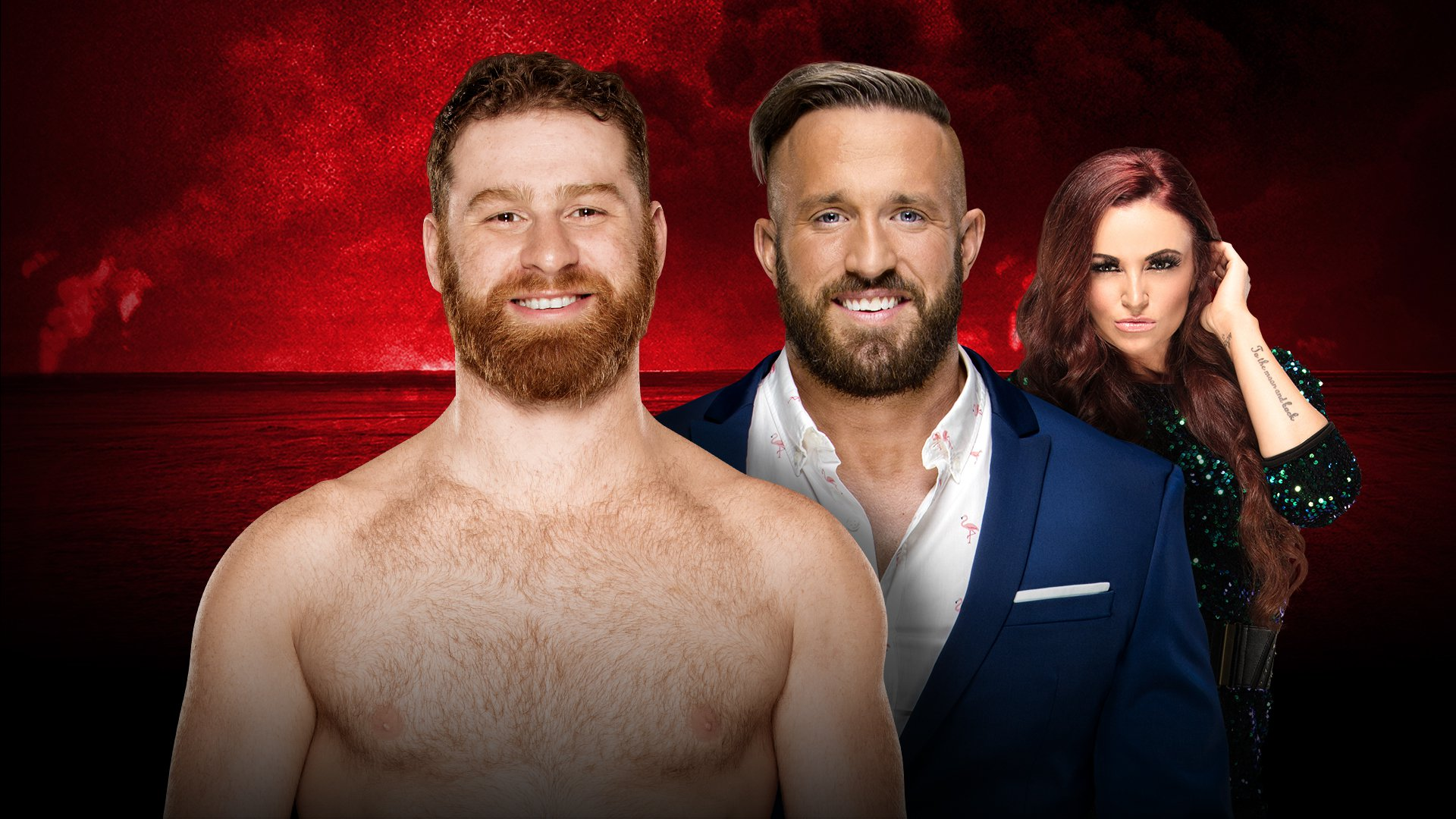 WWE Battleground 2017: Sami Zayn vs. Mike Kanellis