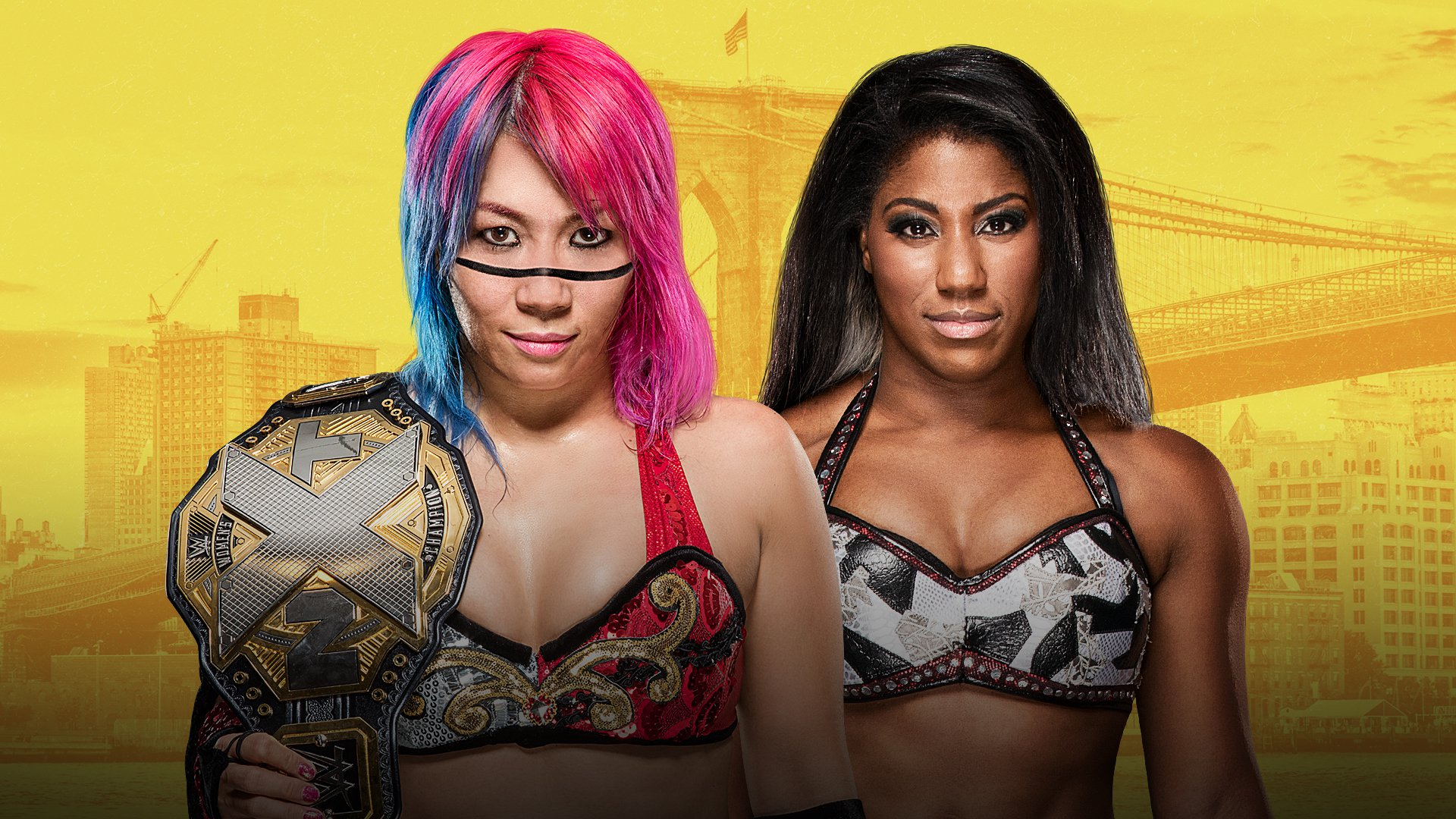 NXT TakeOver - Brooklyn III: Asuka vs. Ember Moon
