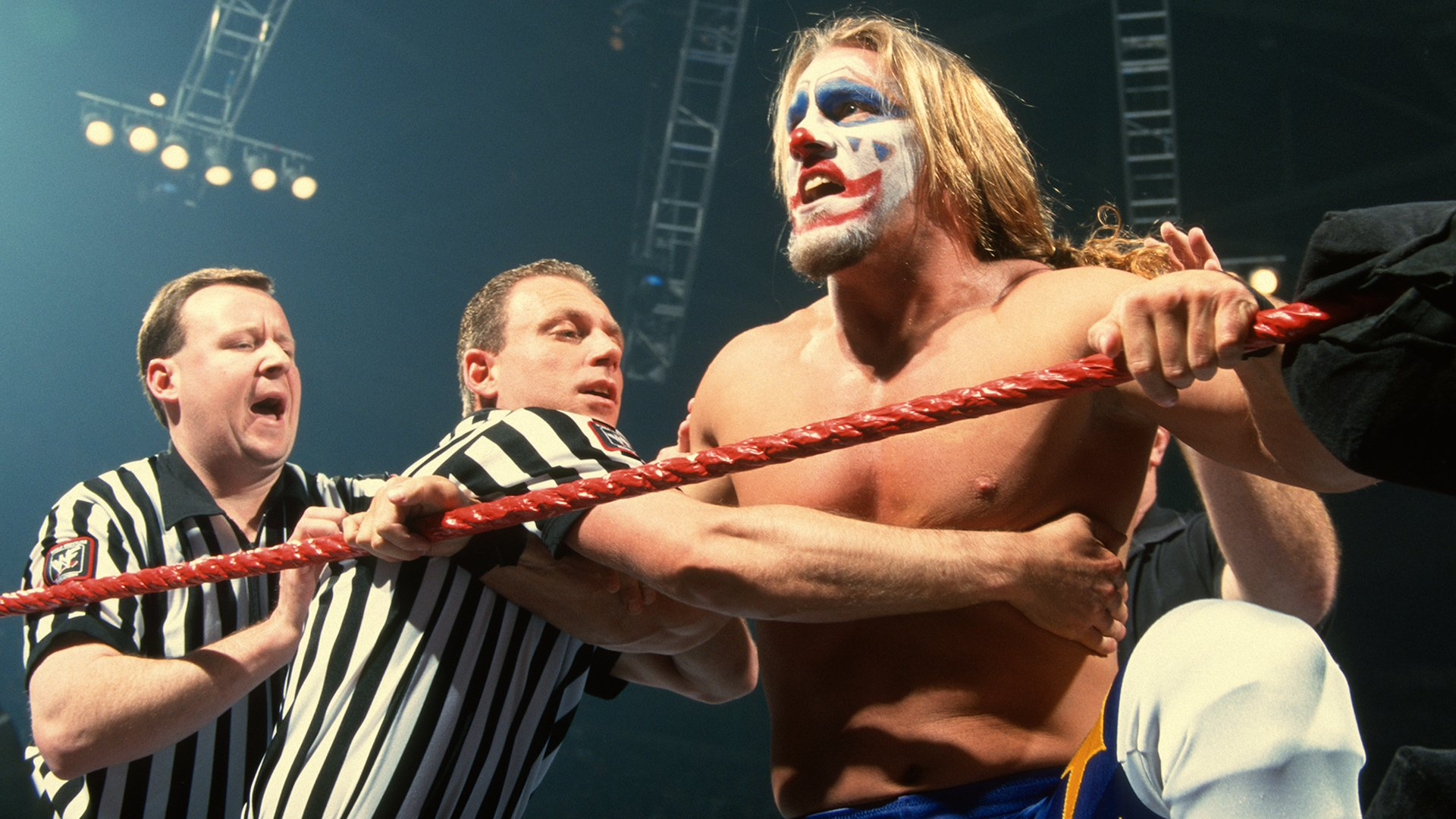Chris Jericho as Doink the Clown