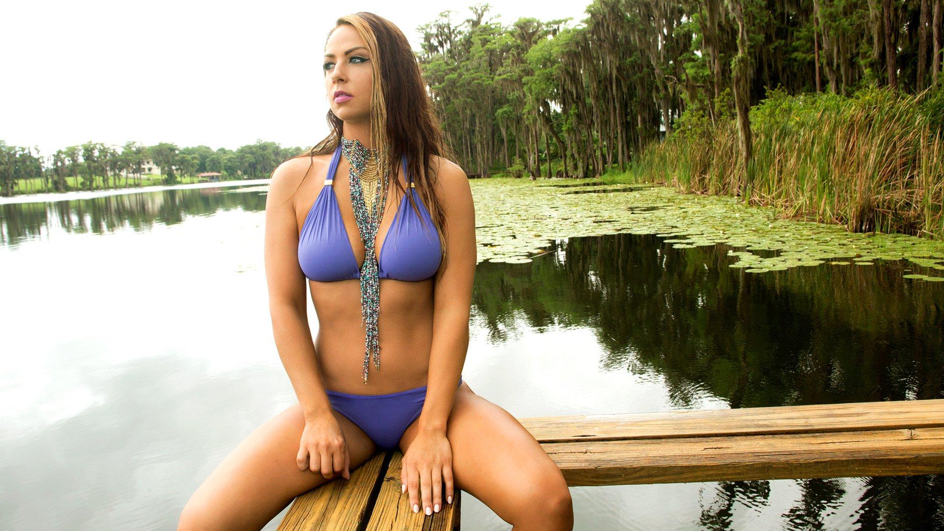 Emma's Beautiful Bikini Photos - WWE.com - Wrestling Forum ...