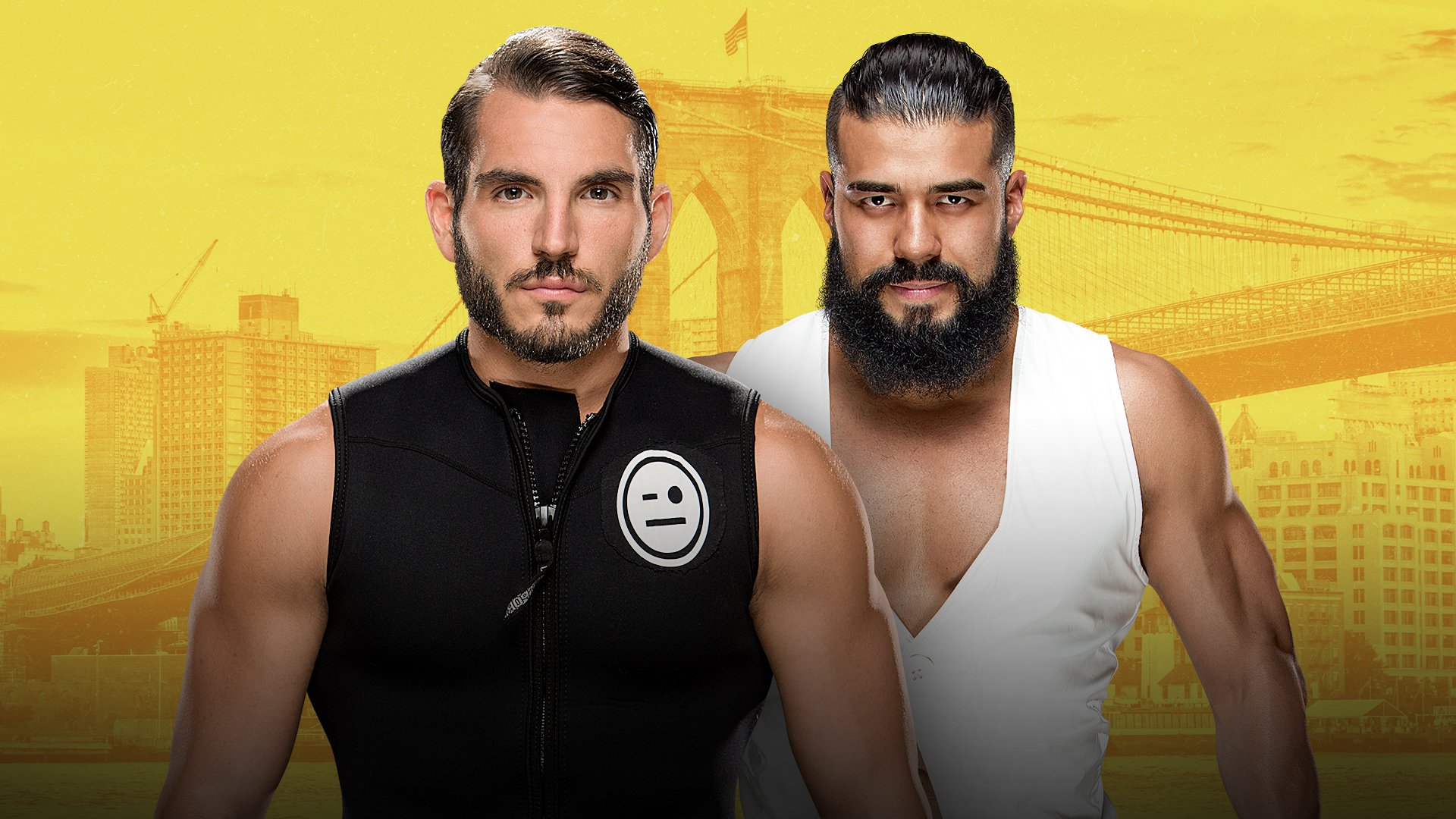 "NXT TakeOver - Brooklyn III: Johnny Gargano vs. Andrade ""Cien"" Almas"