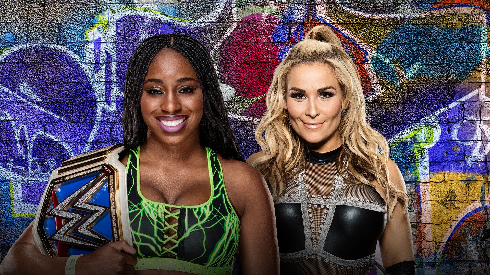 WWE SummerSlam 2017: Naomi vs. Natalya