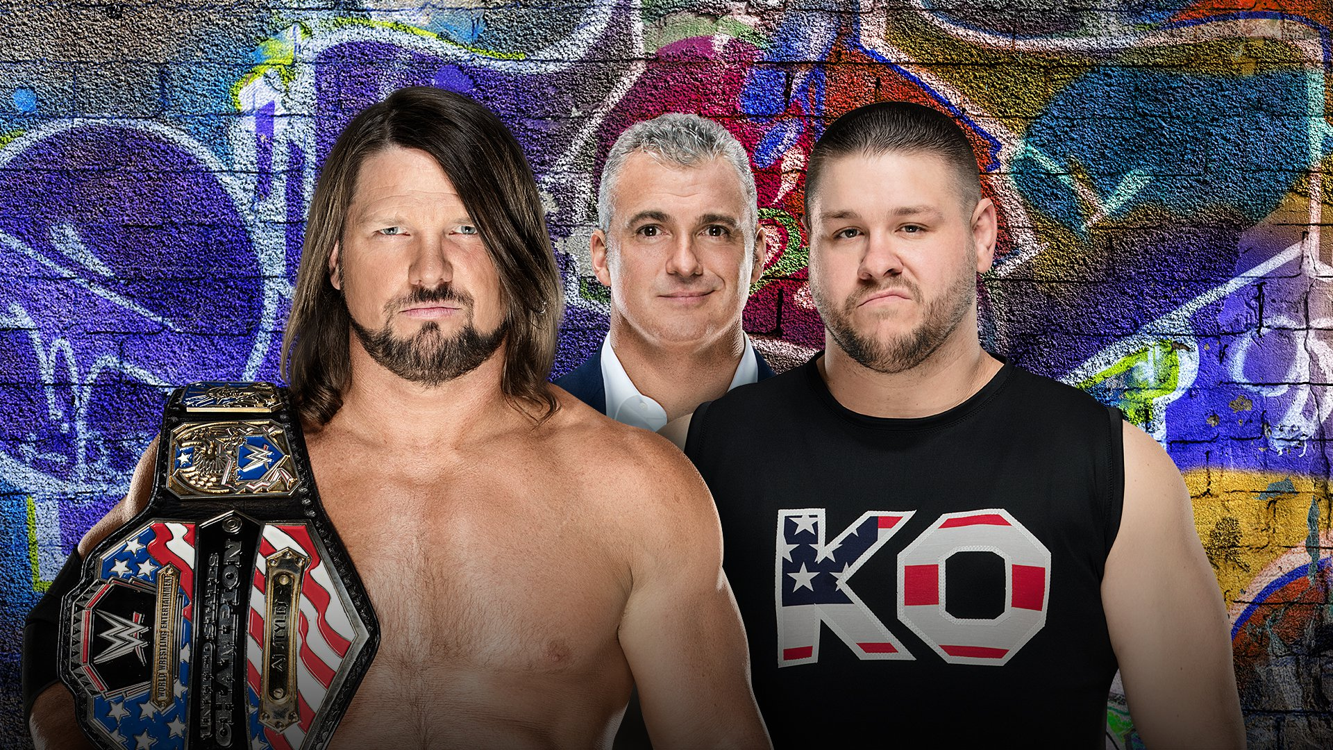 WWE SummerSlam 2017: AJ Styles vs. Kevin Owens