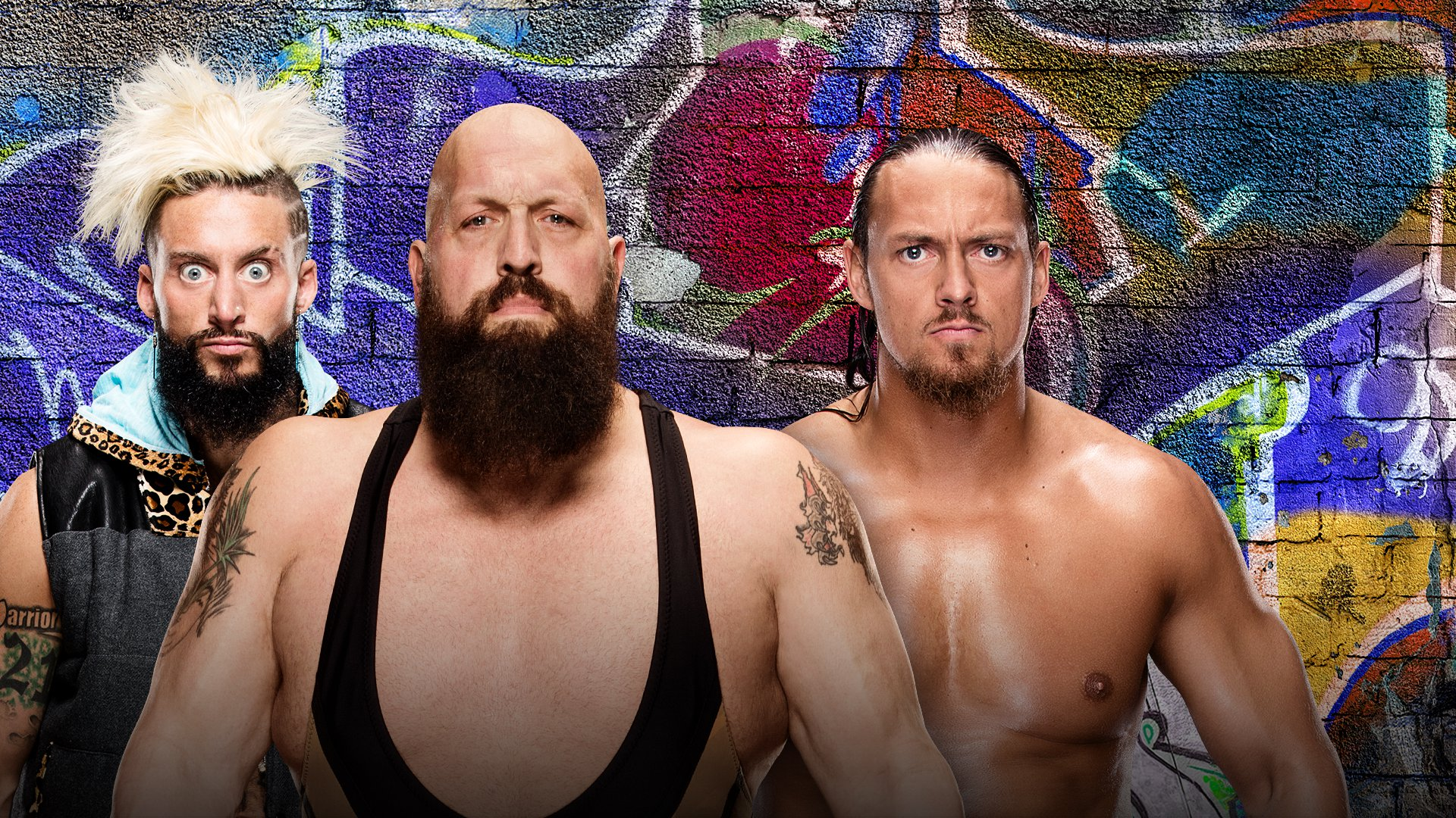 WWE SummerSlam 2017: Big Show vs. Big Cass
