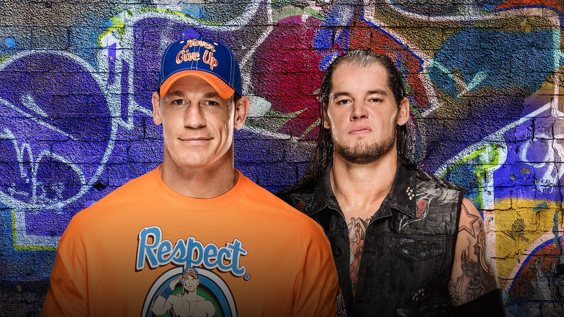 WWE SummerSlam 2017: John Cena vs. Baron Corbin