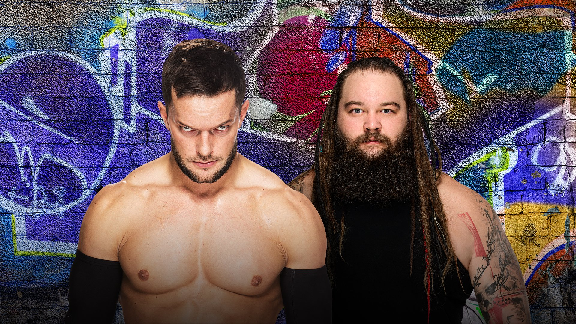 WWE SummerSlam 2017: Finn Bálor vs. Bray Wyatt