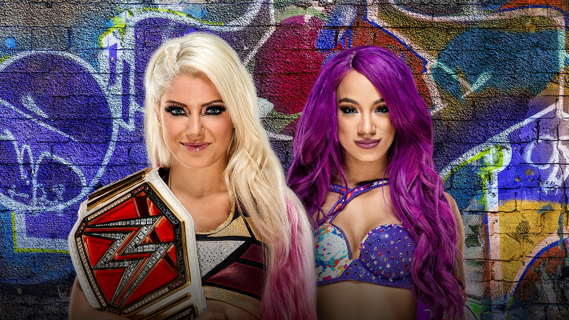 WWE SummerSlam 2017: Alexa Bliss vs. Sasha Banks