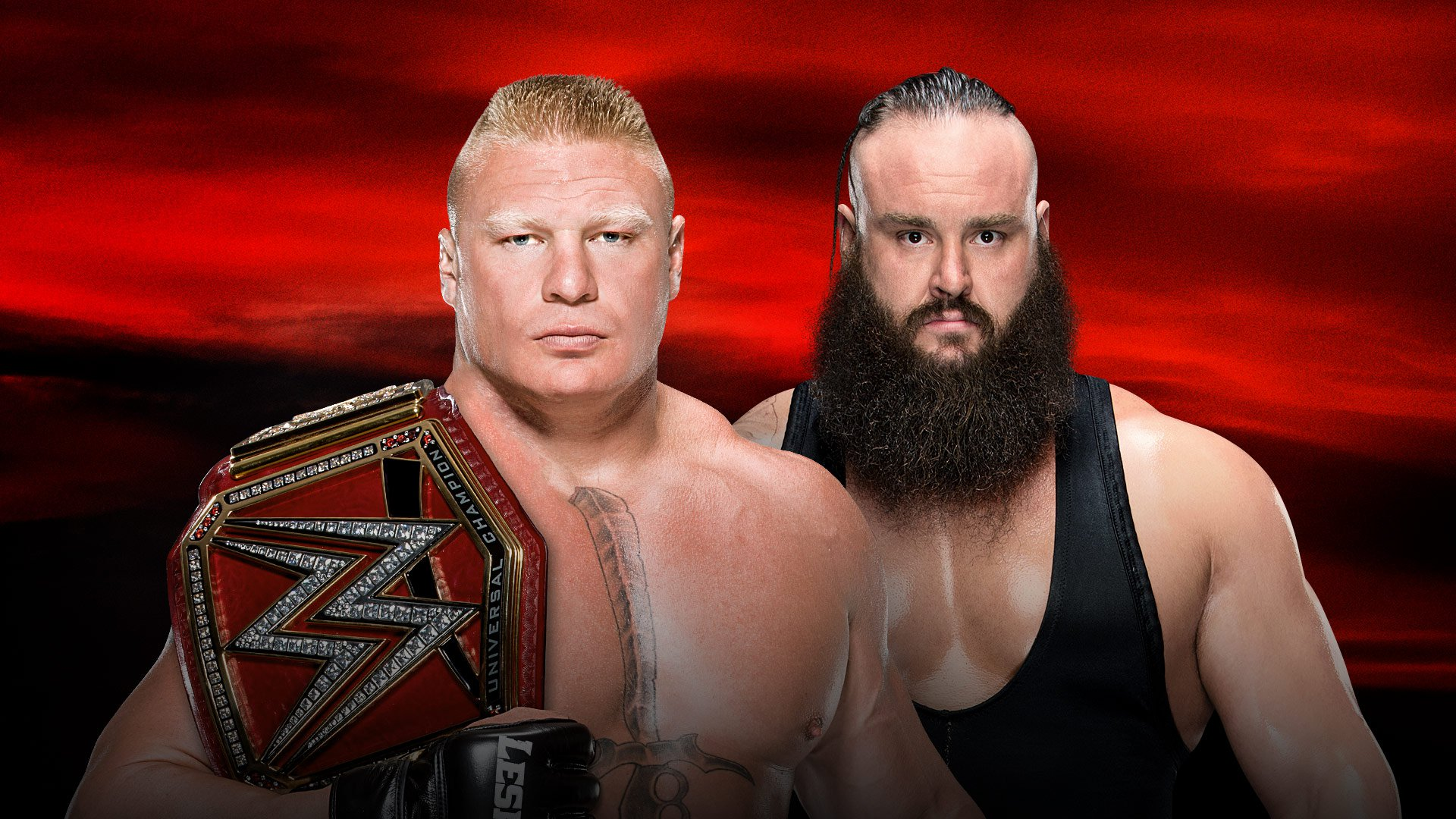 WWE No Mercy 2017: Brock Lesnar vs. Braun Strowman