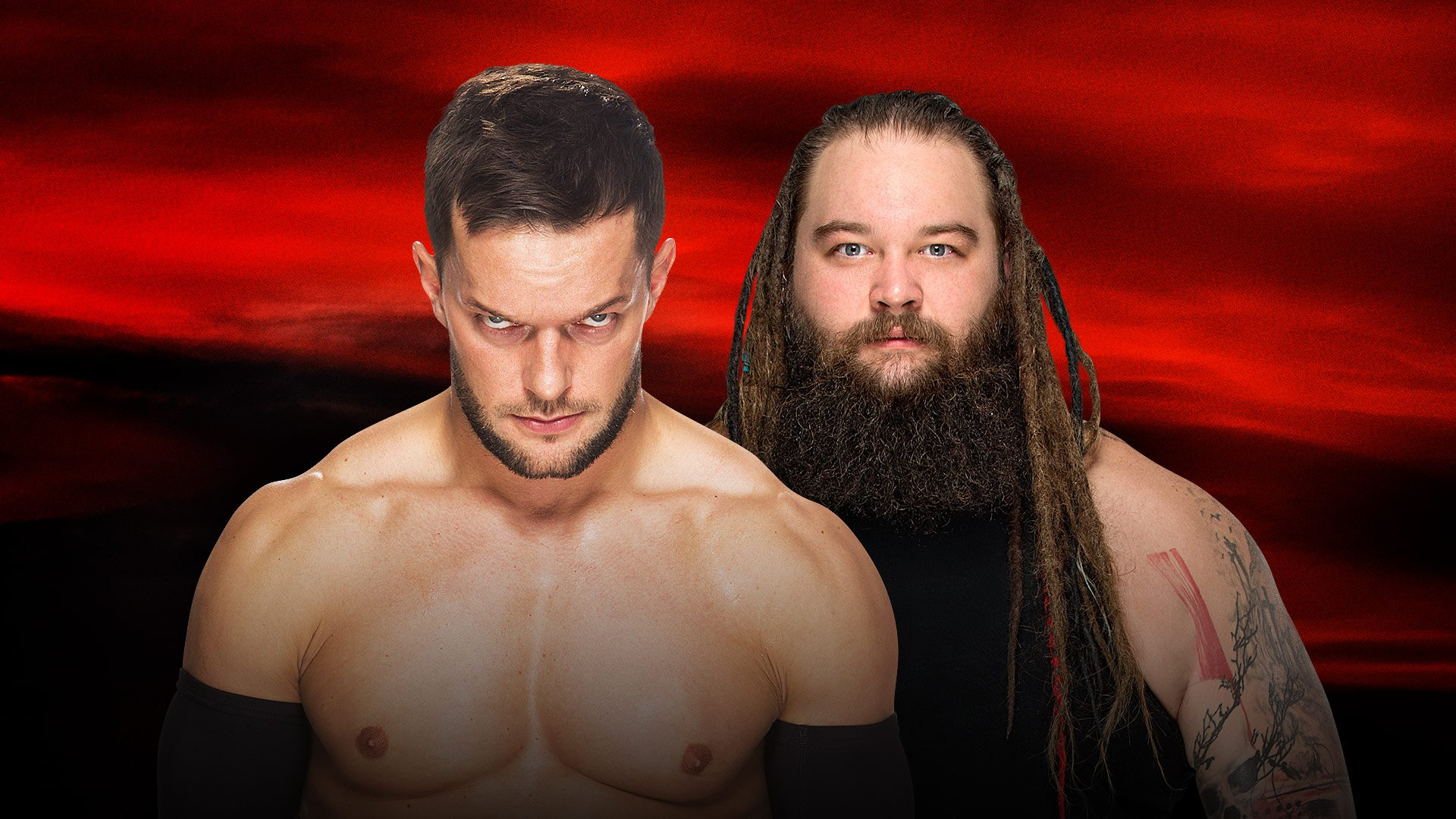 WWE No Mercy 2017: Finn Bálor vs. Bray Wyatt
