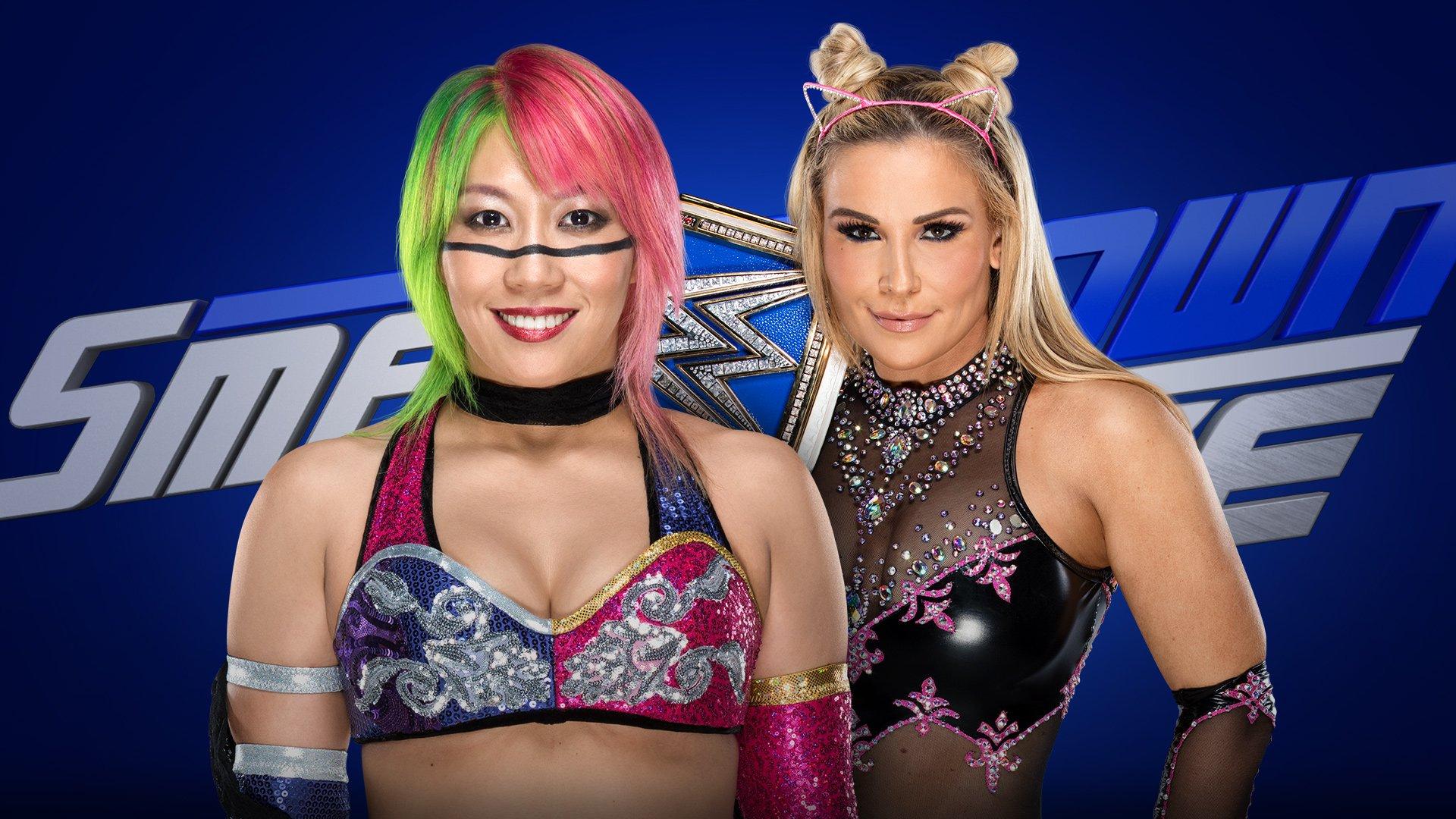 Asuka vs. Natalya