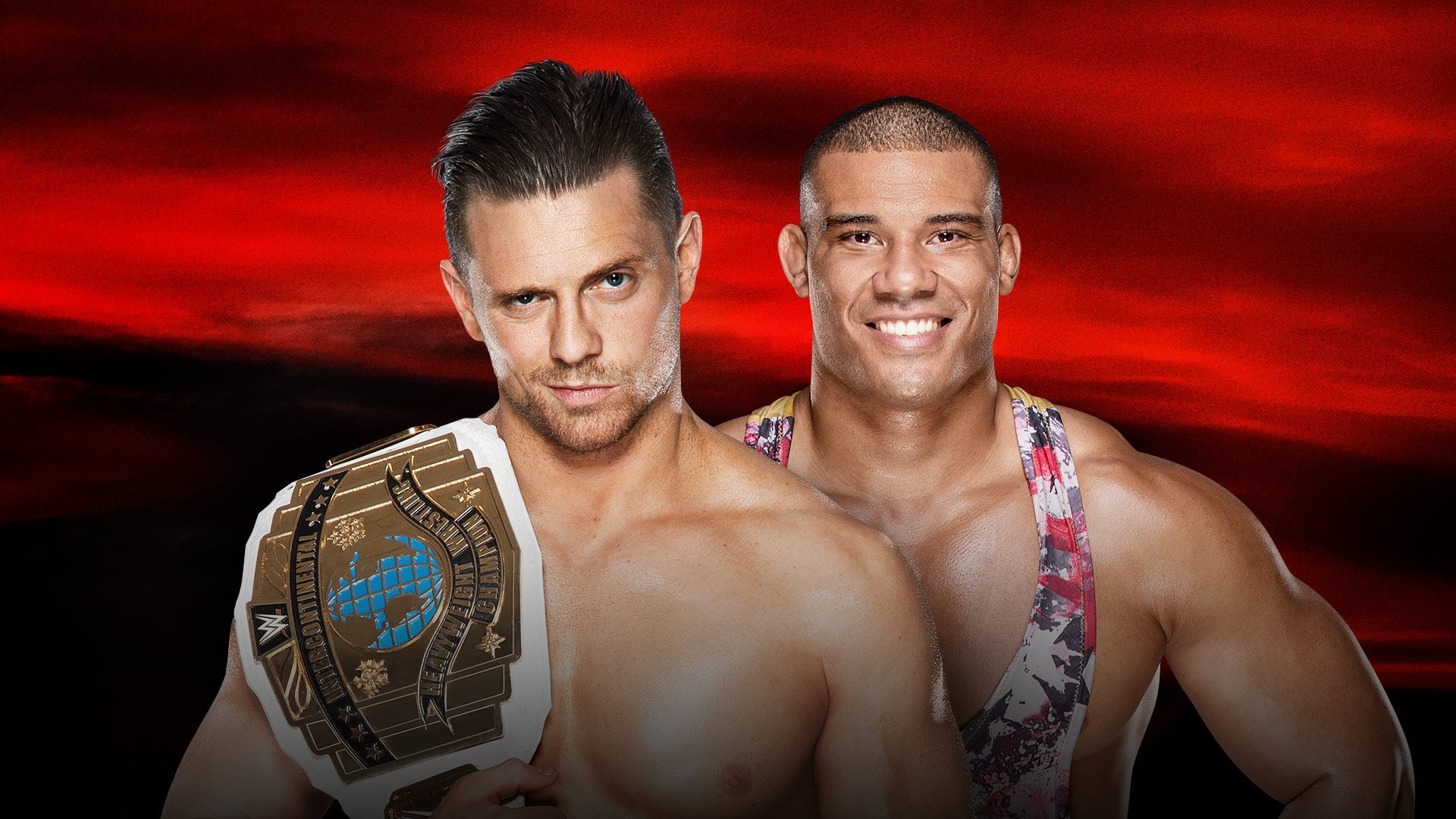 WWE No Mercy 2017: The Miz vs. Jason Jordan