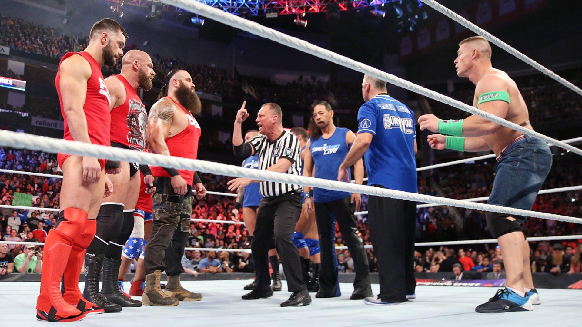 Dave Meltzer Star Rating's para o NXT TakeOver: War Games e Survivor Series