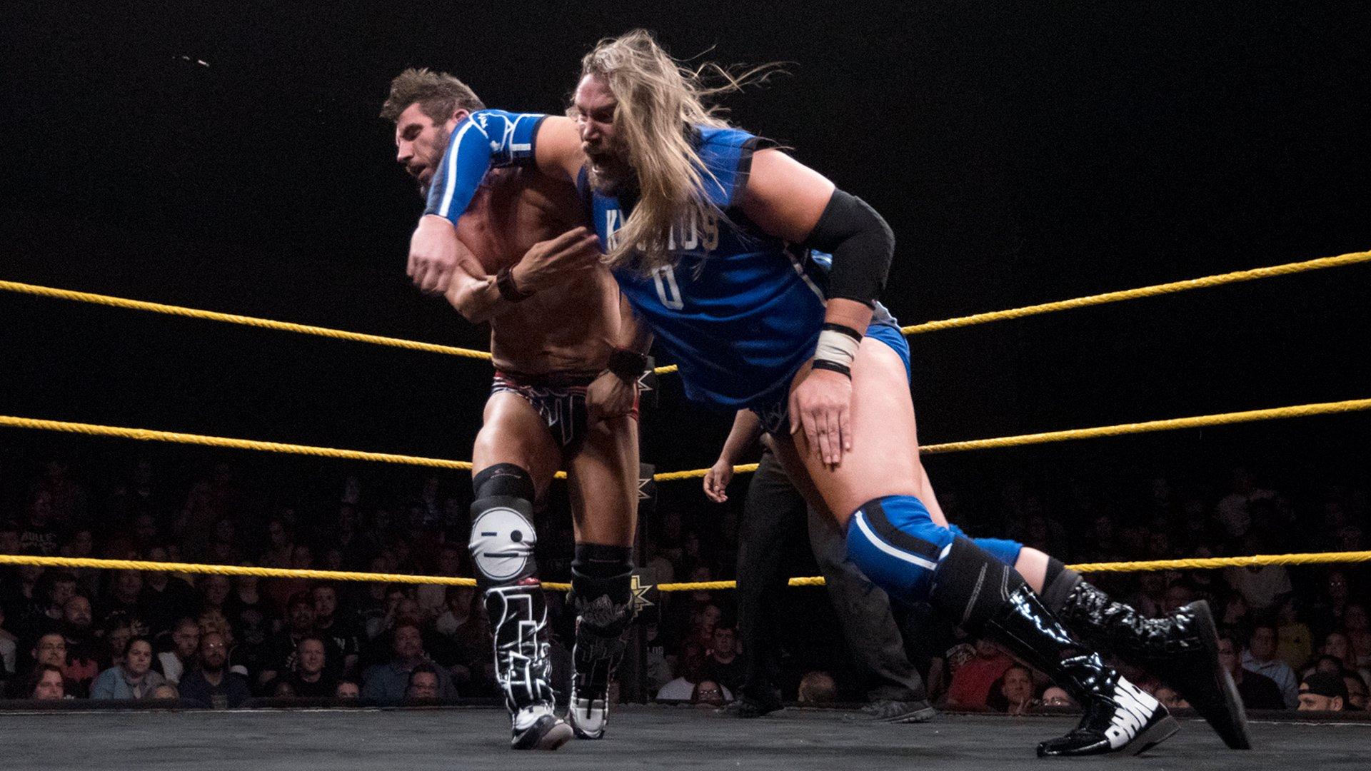 WWE NXT highlights: Dec. 6, 2017