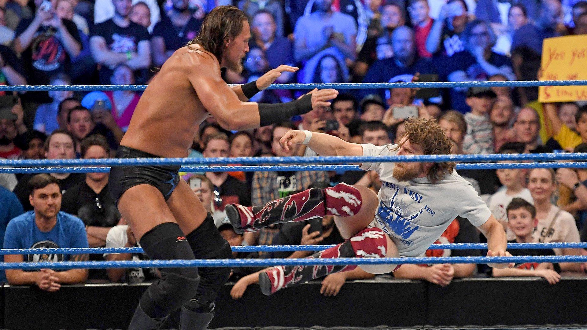 Les Meilleurs Moments de SmackDown LIVE: 15 Mai 2018
