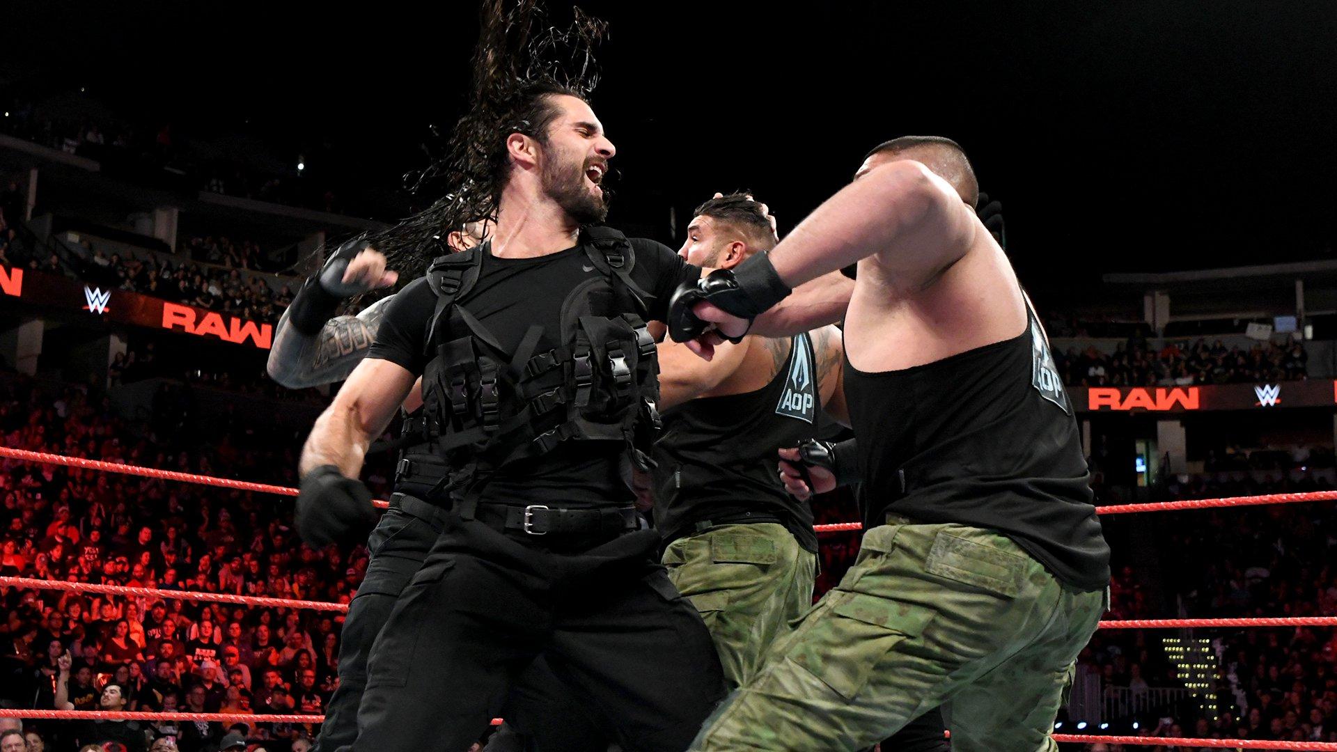 Wwe Raw Sept 24 2018 Wwe
