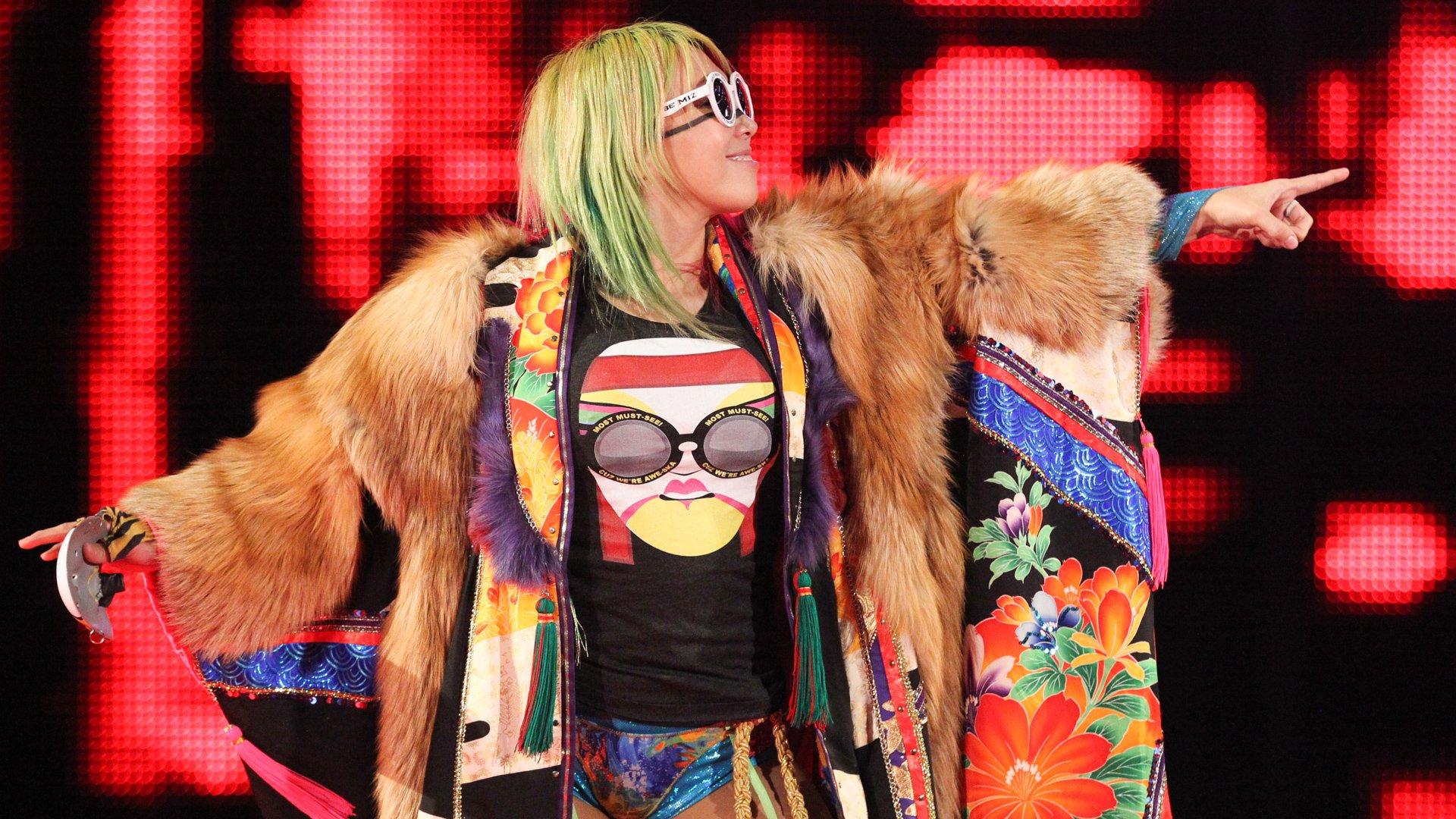 ASUKA tafka KANA Thread - Page 28 - Wrestling Forum: WWE