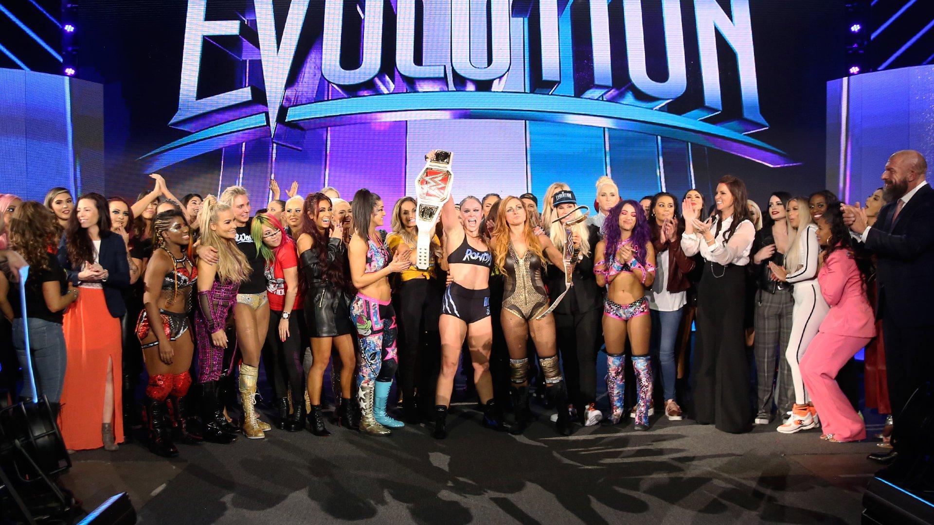 WWE Evolution 2018 | WWE
