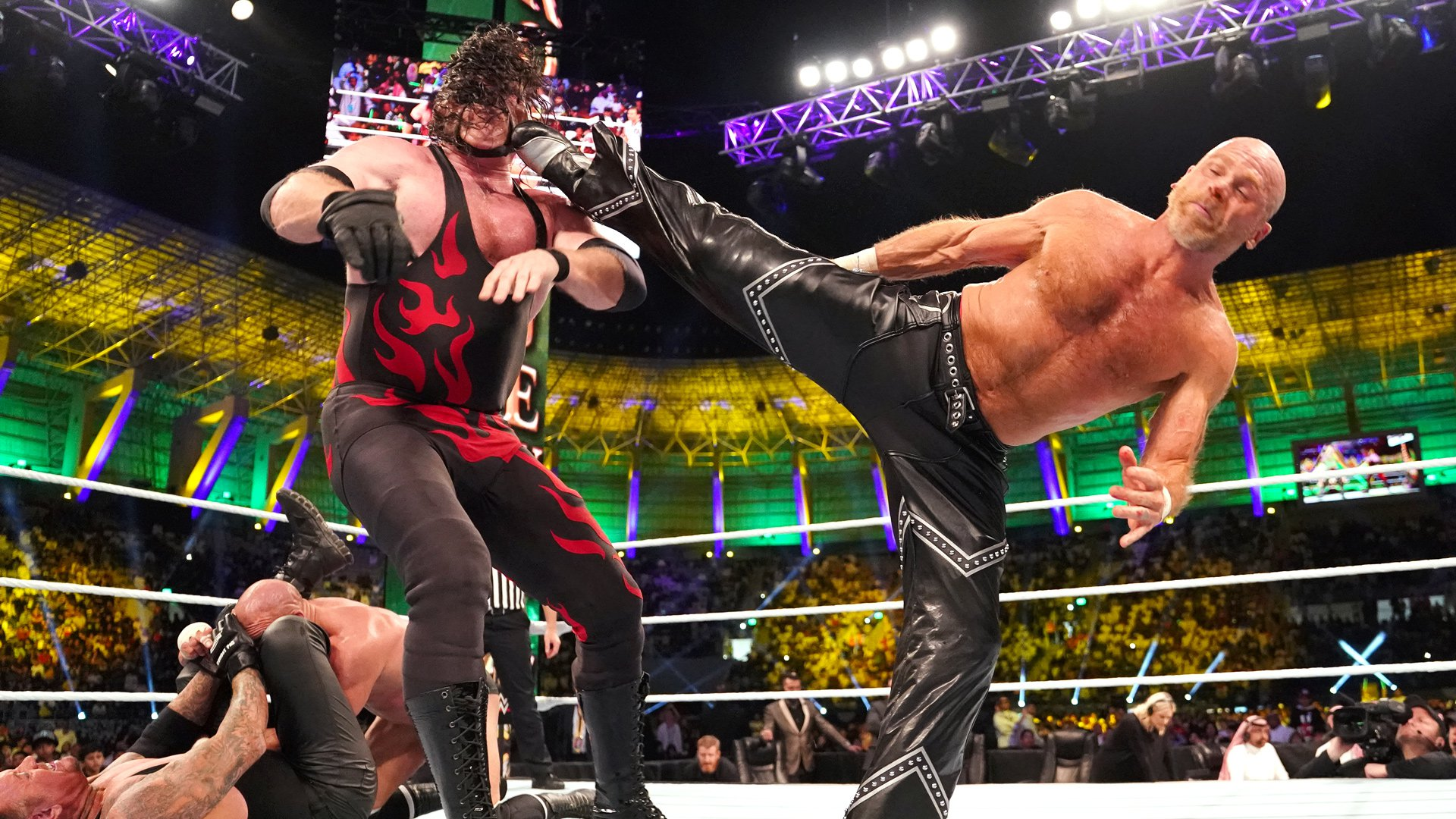 WWE Crown Jewel 2018 Flashback: Huge Salary Revealed For Lesnar, HBK And Undertaker 2
