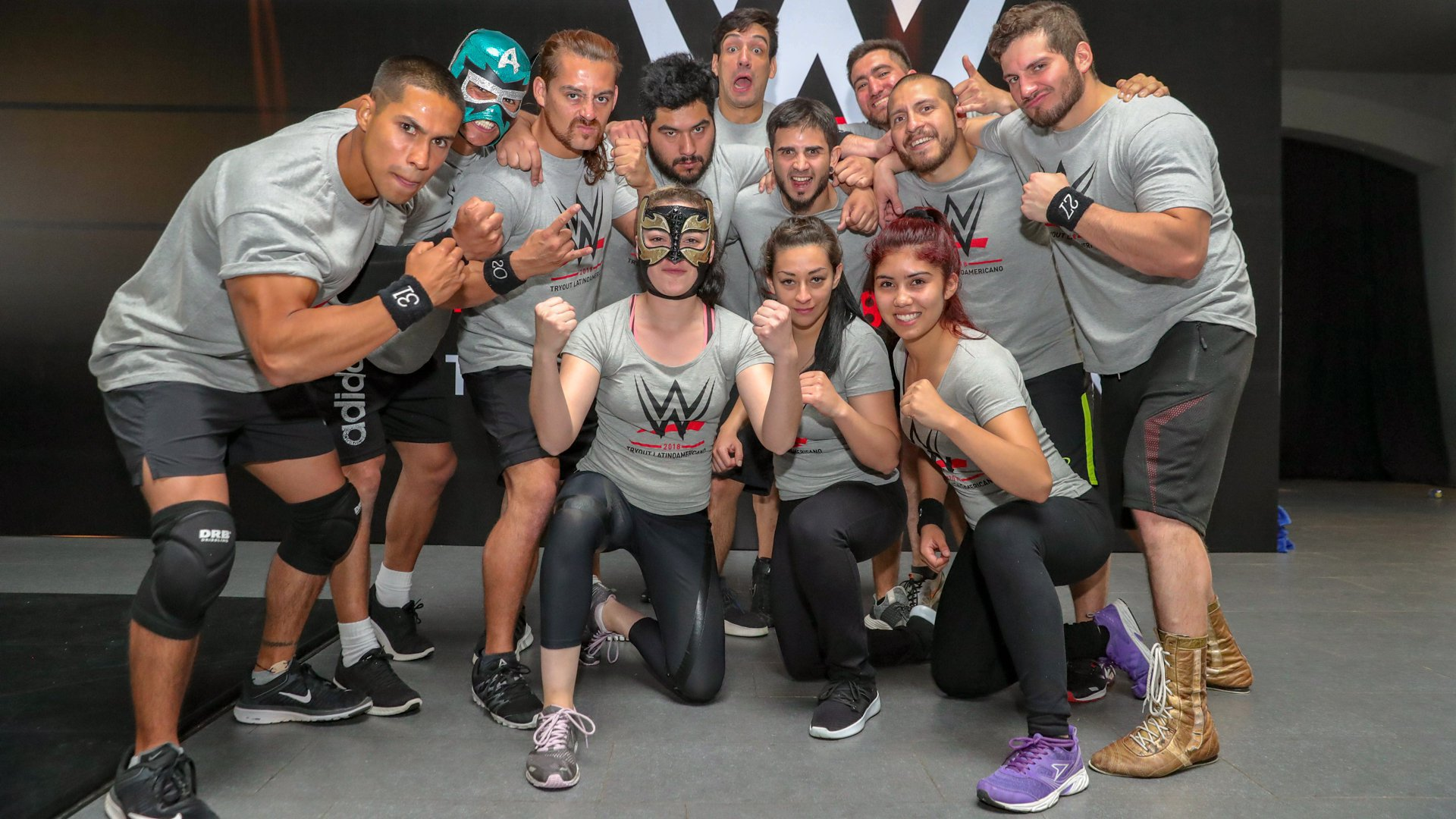 The host country of Chile is well represented, with luminaires such as WWE Cruiserweight Classic competitor Manuel Alejandro Saez and 2018 Mae Young Classic competitor Zatara.