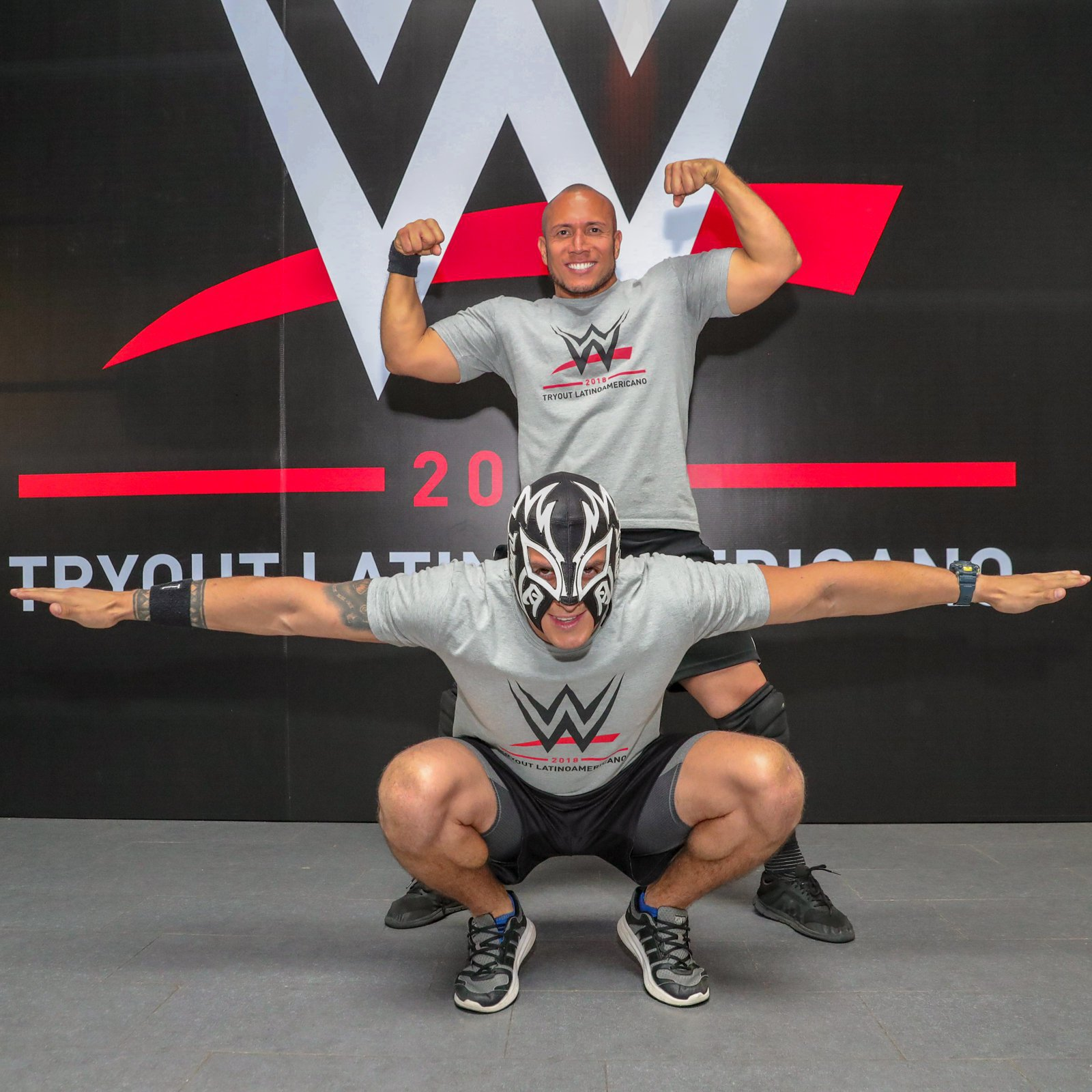 Costa Rica's Sky Drako and Armando Arias (better known by the ring name Ary Bradford) hope to make a lasting impression on WWE scouts.