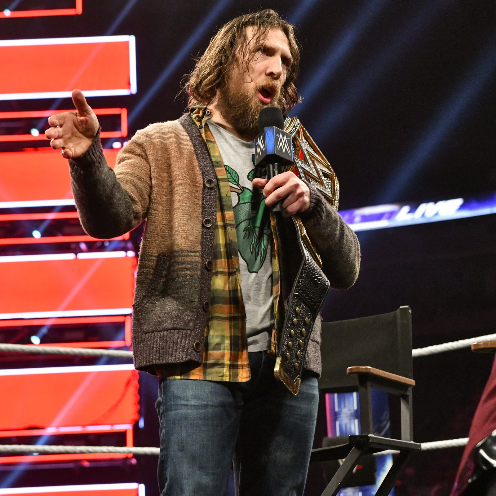 """Bryan says it does not matter; the only thing that matters is that the """"old"""" Daniel Bryan is dead, and so is The """"Yes!"""" Movement."""