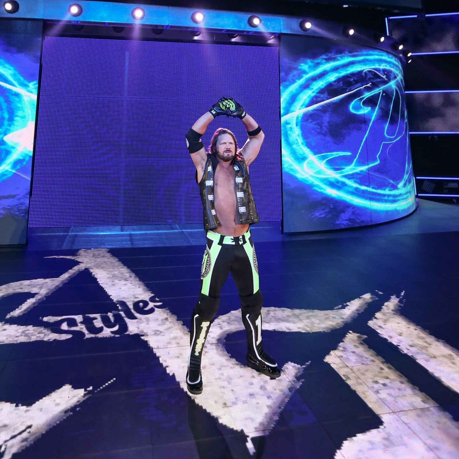 AJ Styles is all business as he seeks retribution against The Miz.