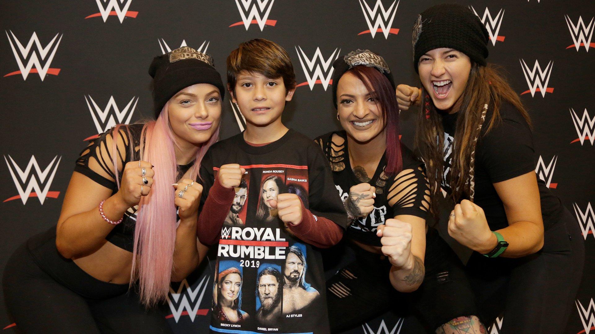 Royal Rumble Axxess 2019 - Day 3: photos