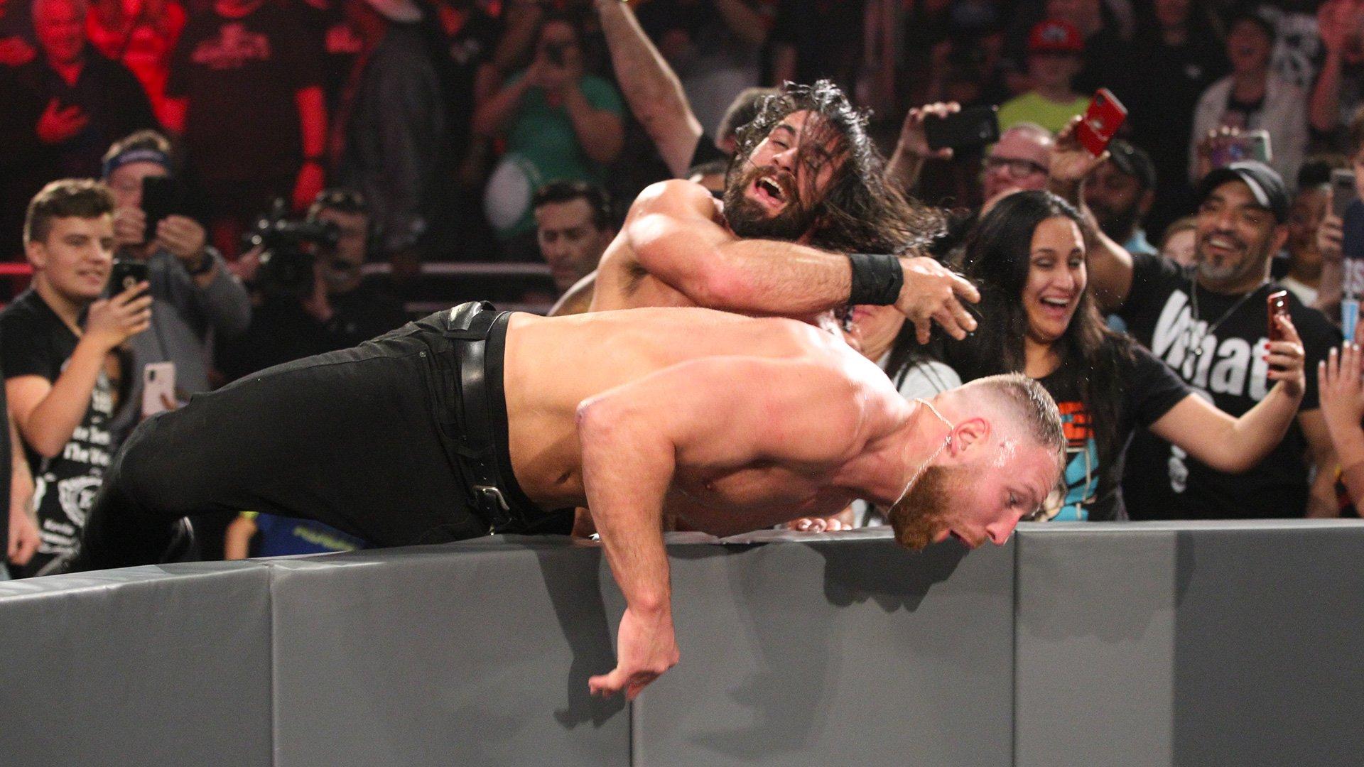 WWE Raw: Jan  7, 2019   WWE